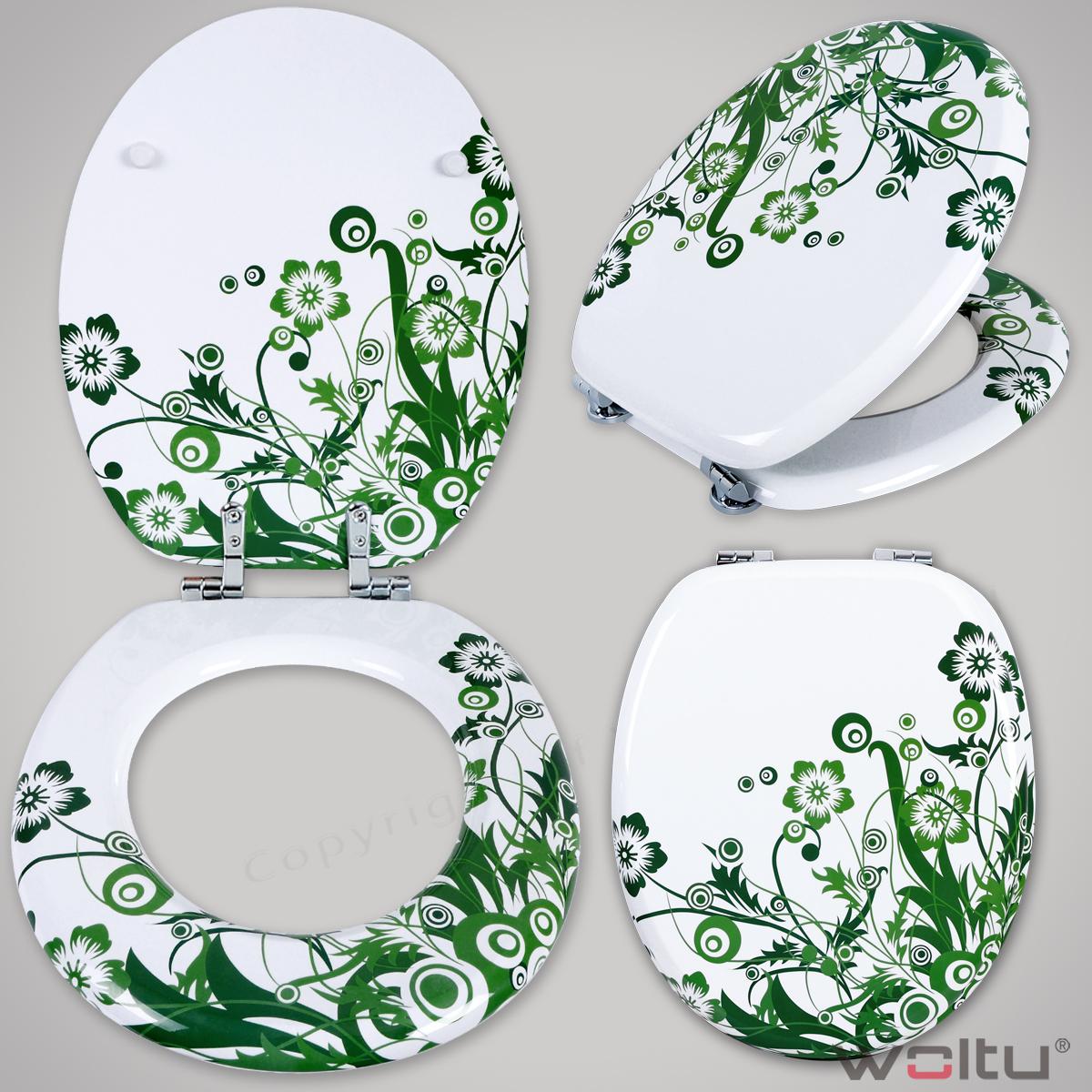 toilettensitz wc sitz klodeckel mdf brille klobrille. Black Bedroom Furniture Sets. Home Design Ideas
