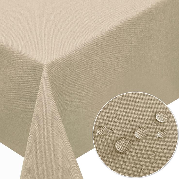 Nappe du table en lin carr ronde ovale diverses couleurs au choix f158 ebay - Nappe en tissu pour table ovale ...