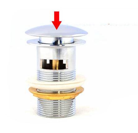 geruchverschluss siphon popup ventil ablauf abfluss armatur k che waschtisch 25 ebay. Black Bedroom Furniture Sets. Home Design Ideas