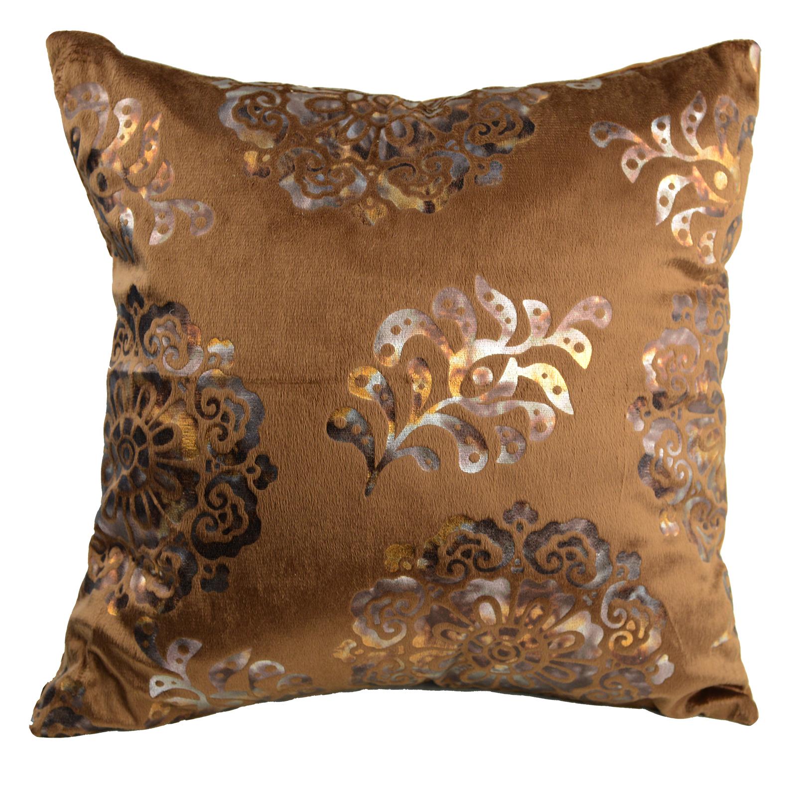 kissenbezug kissenh lle mit rei verschluss sofakissen bez ge pl sch samt 147 ebay. Black Bedroom Furniture Sets. Home Design Ideas