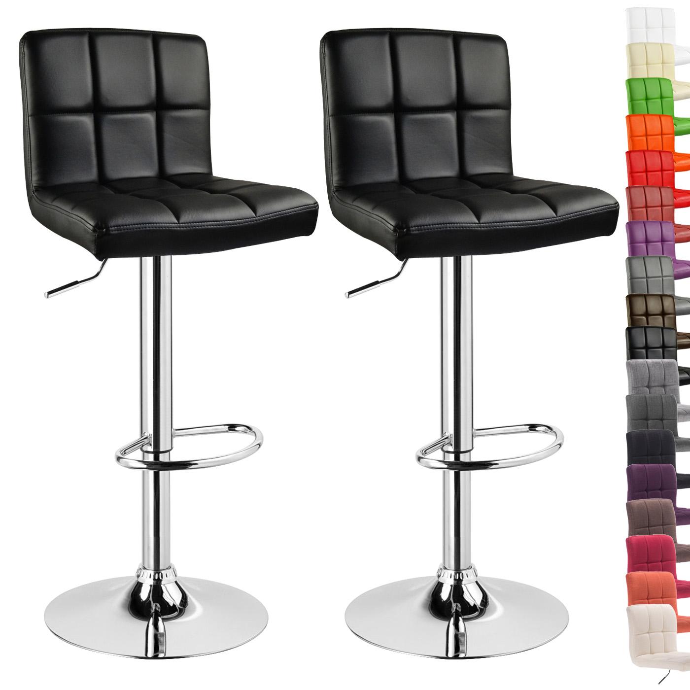 bar stools set of 2 adjustable kitchen breakfast stool chair