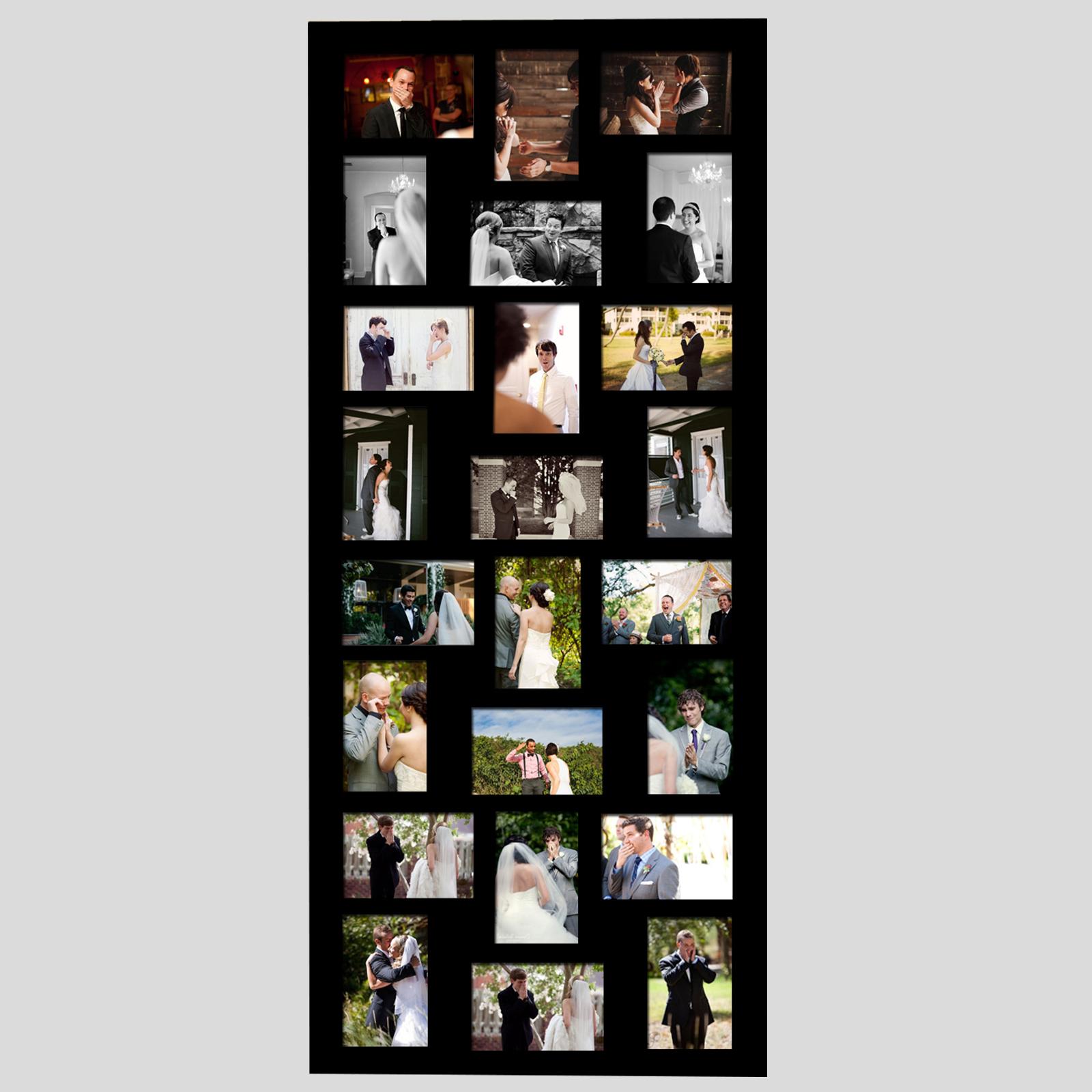 Bilderrahmen Fotocollage Bildergalerie Fotorahmen 6\\8\\10\\12\\14\\24 ...