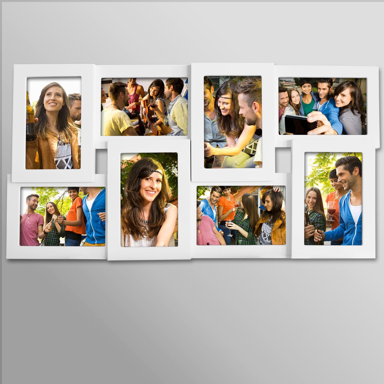 Schön 5x7 Collage Bilderrahmen Fotos - Benutzerdefinierte ...