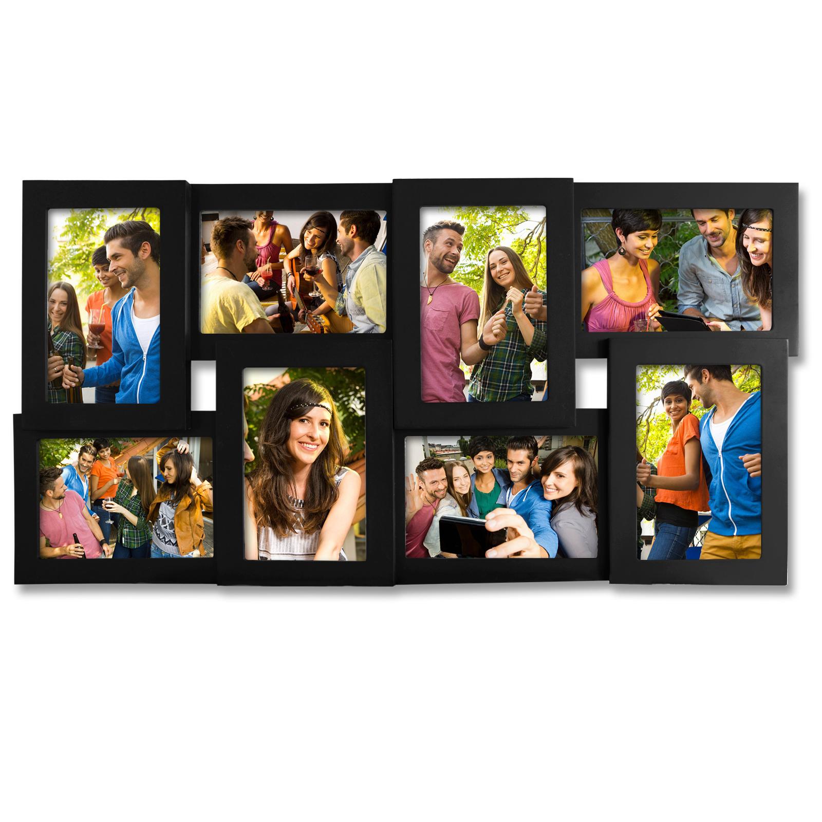 Beste 8x10 Und 5x7 Collage Bilderrahmen Ideen - Benutzerdefinierte ...
