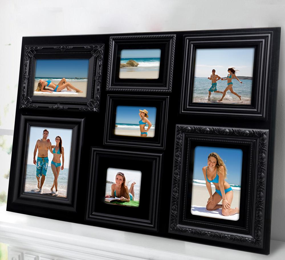 bilderrahmen bildergelarie collage fotogalerie 6 7 10 12. Black Bedroom Furniture Sets. Home Design Ideas