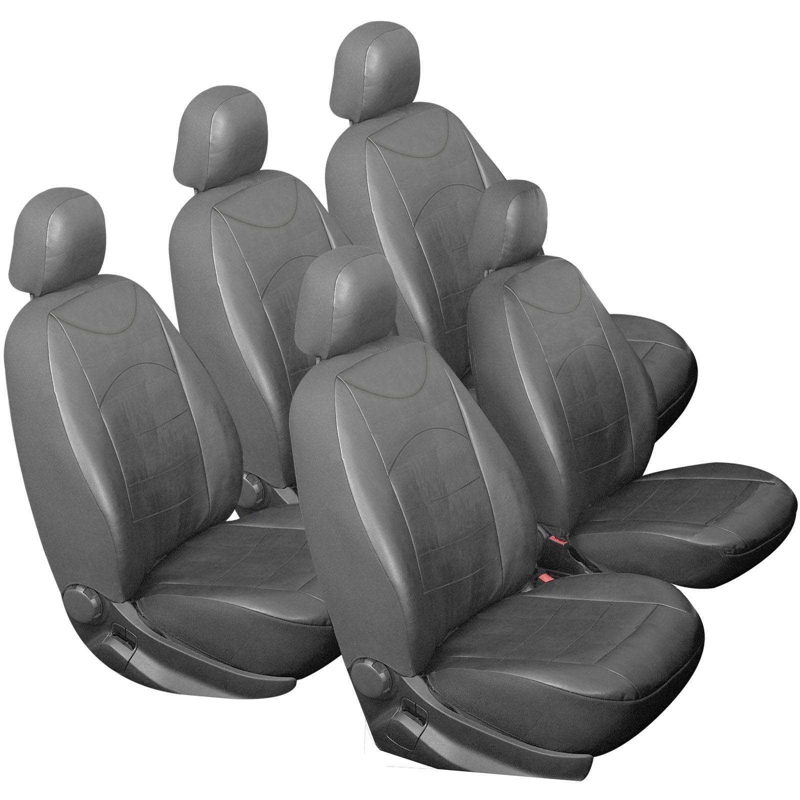 Autositzbezüge Sitzbezug Schonbezug Schonbezüge für VW ohne Seitenairbag AS7306