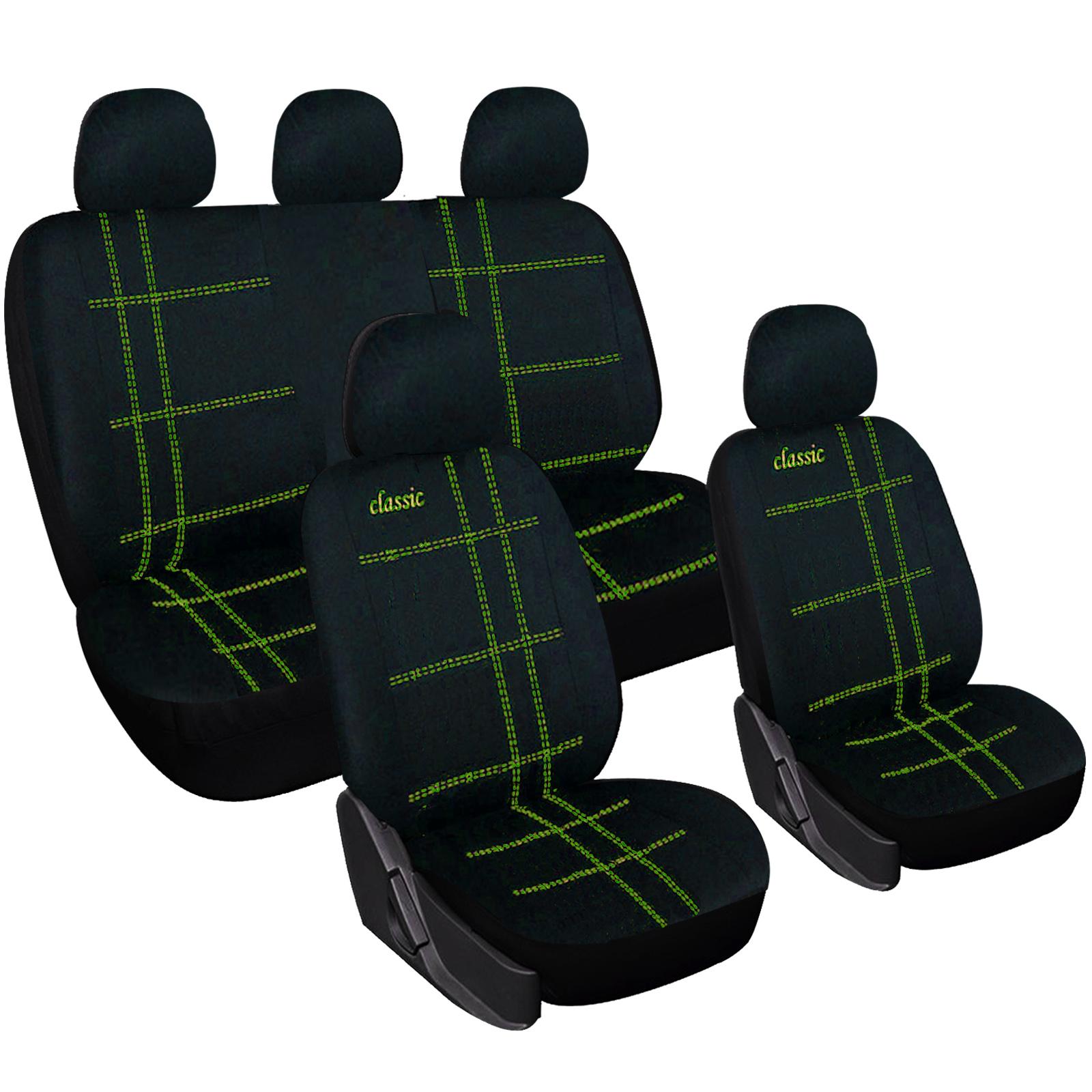 auto sitzbezug sitzbez ge schonbezug f r vw ohne. Black Bedroom Furniture Sets. Home Design Ideas
