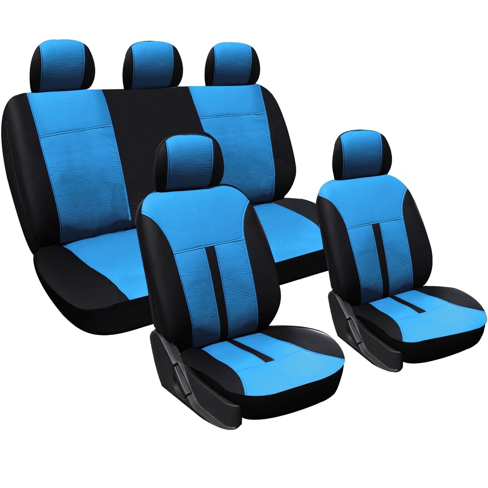 sitzbezug sitzbez ge auto schoner kunstleder f r pkw ohne. Black Bedroom Furniture Sets. Home Design Ideas