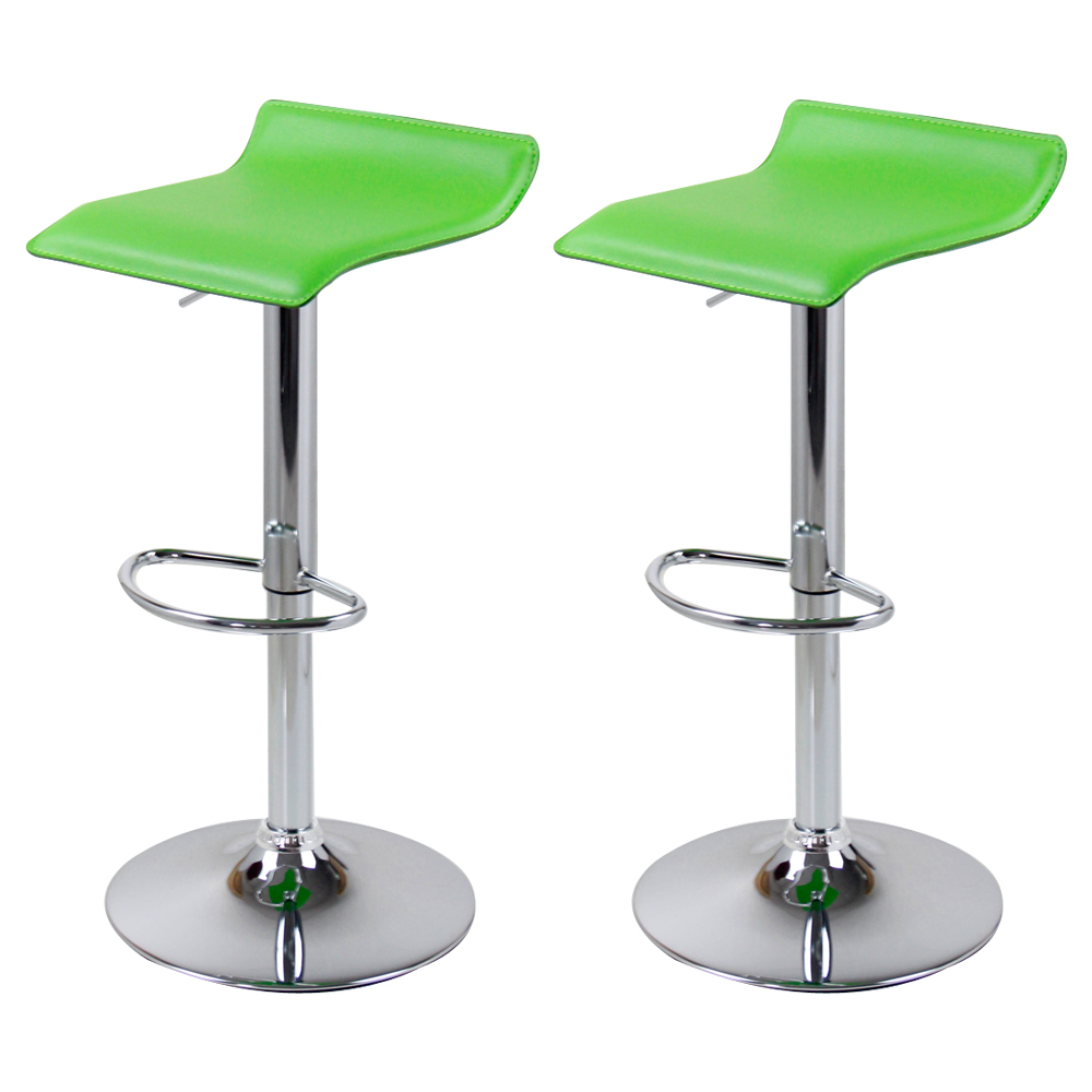 Bar Stools set of 2 Breakfast Kitchen Chair Adjustable  : BH11gn0 from www.ebay.co.uk size 1000 x 1000 jpeg 288kB