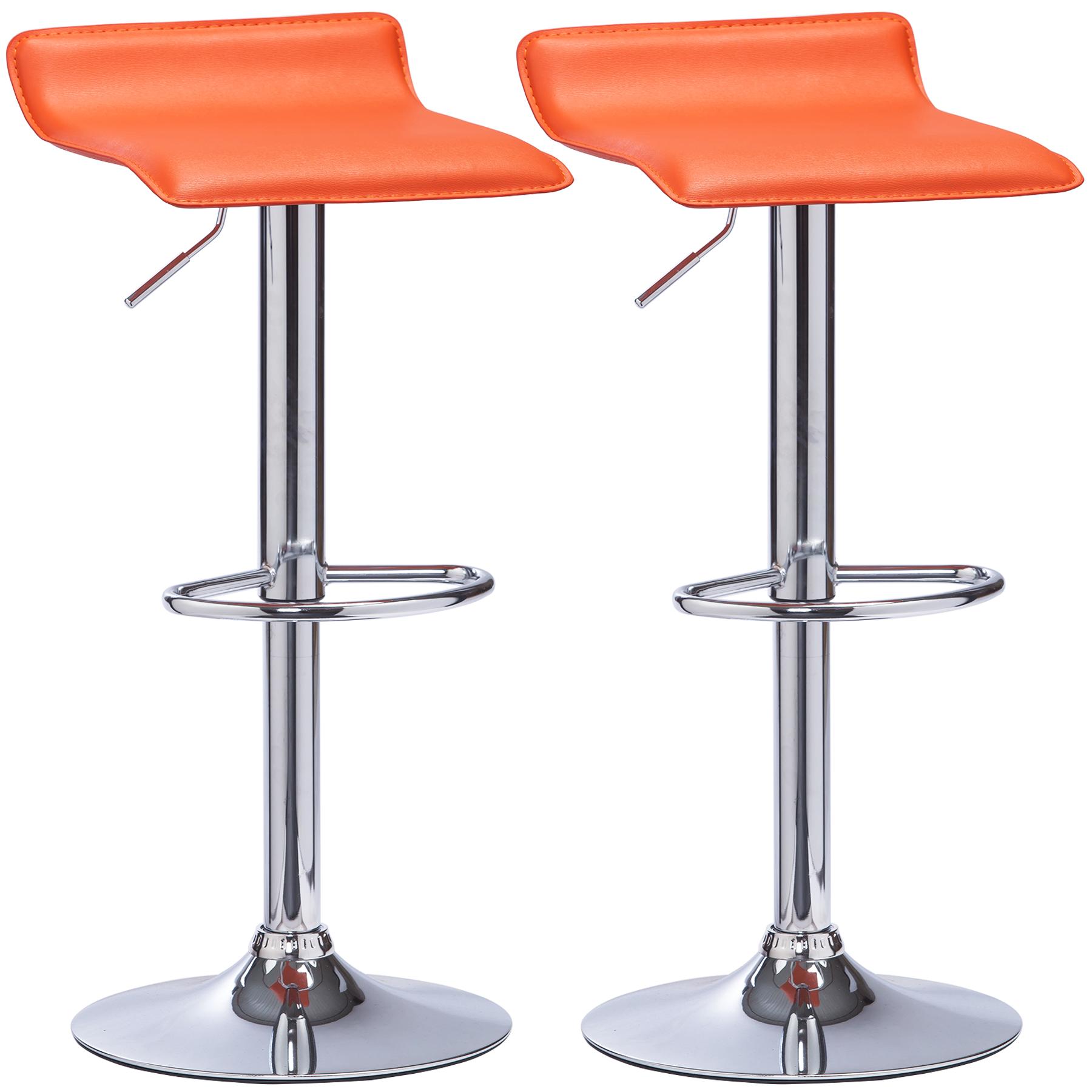 tabouret de bar pivotant 360 lot de 2 en pu 1 fauteuil chaise longue f050 ebay. Black Bedroom Furniture Sets. Home Design Ideas
