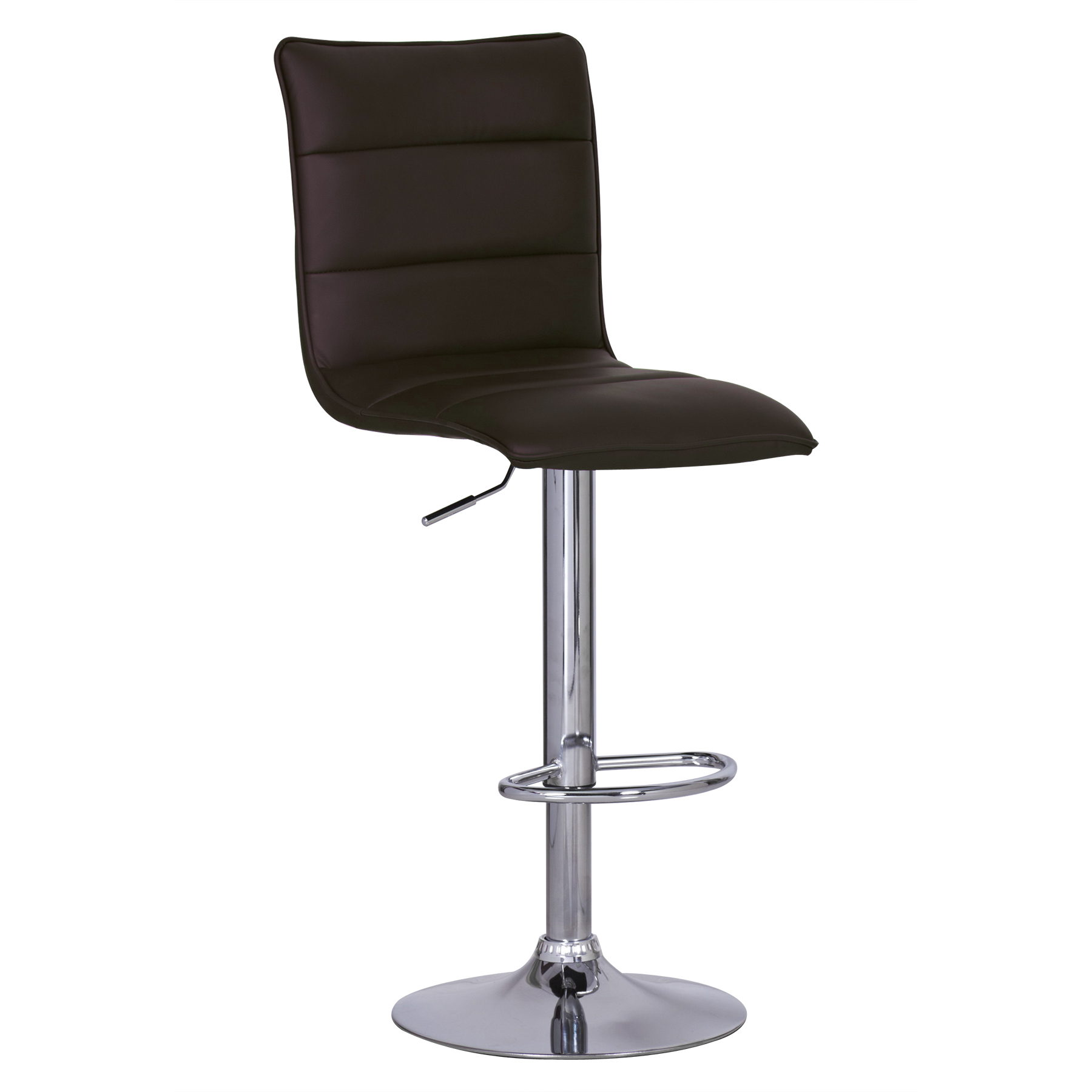 Faux Leather Bar Stools Swivel Bar Stool Kitchen Breakfast  : BH15br 10 from www.ebay.co.uk size 1800 x 1800 jpeg 453kB