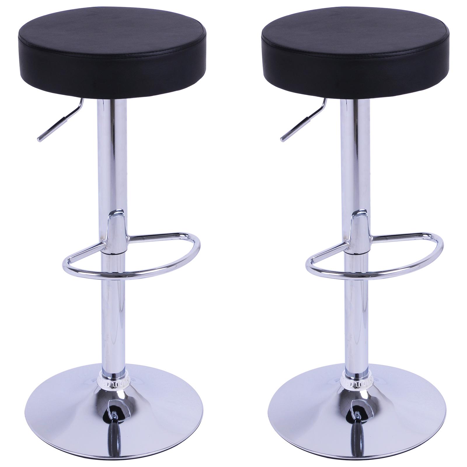 2 x barhocker tresenhocker kunstleder barstuhl bar hocker. Black Bedroom Furniture Sets. Home Design Ideas