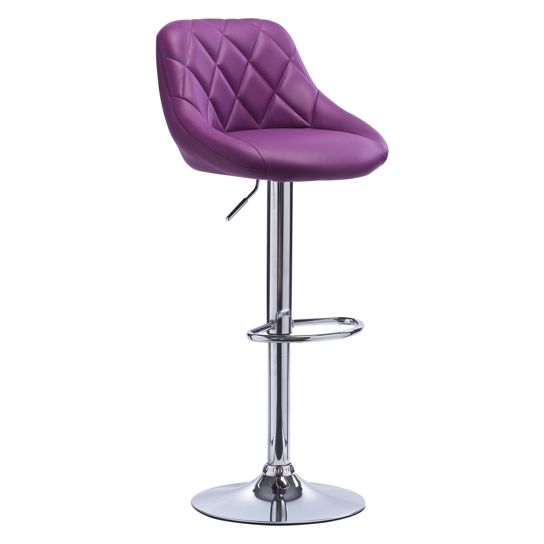 1 Pcs Bar Stools Swivel Kitchen Breakfast Stool Chair