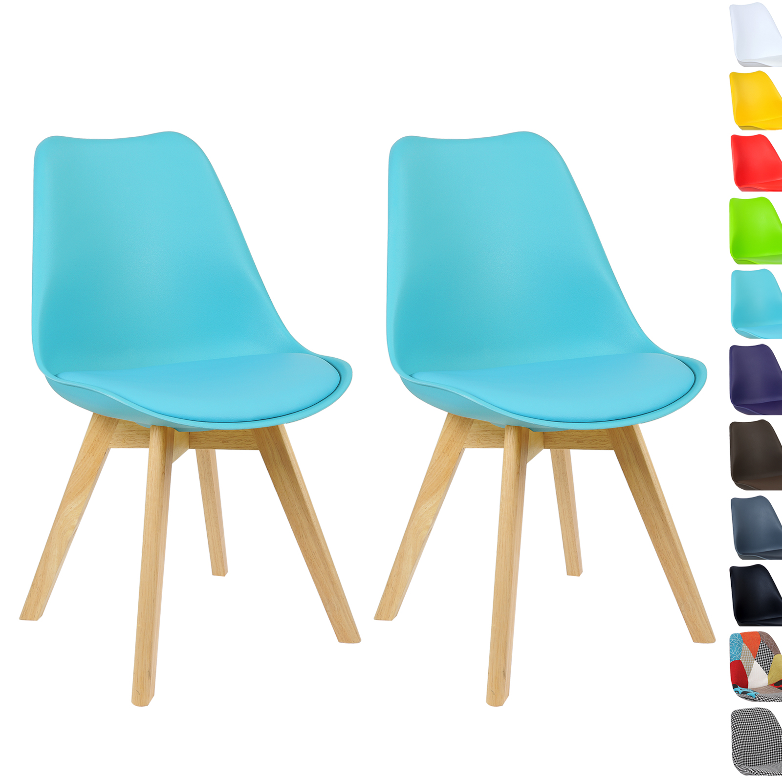 2er set esszimmerst hle esszimmerstuhl design stuhl for Stuhl design ebay