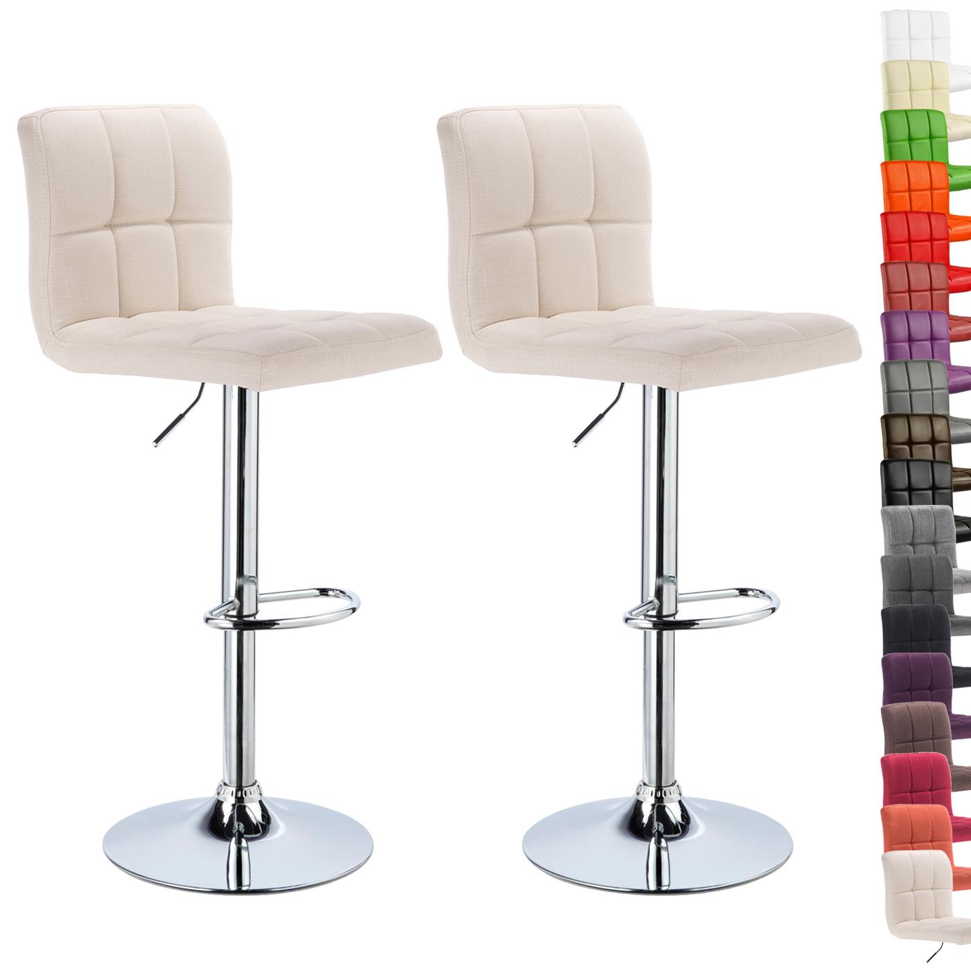 hocker barhocker tresen kunstleder gepolstert barstuhl. Black Bedroom Furniture Sets. Home Design Ideas
