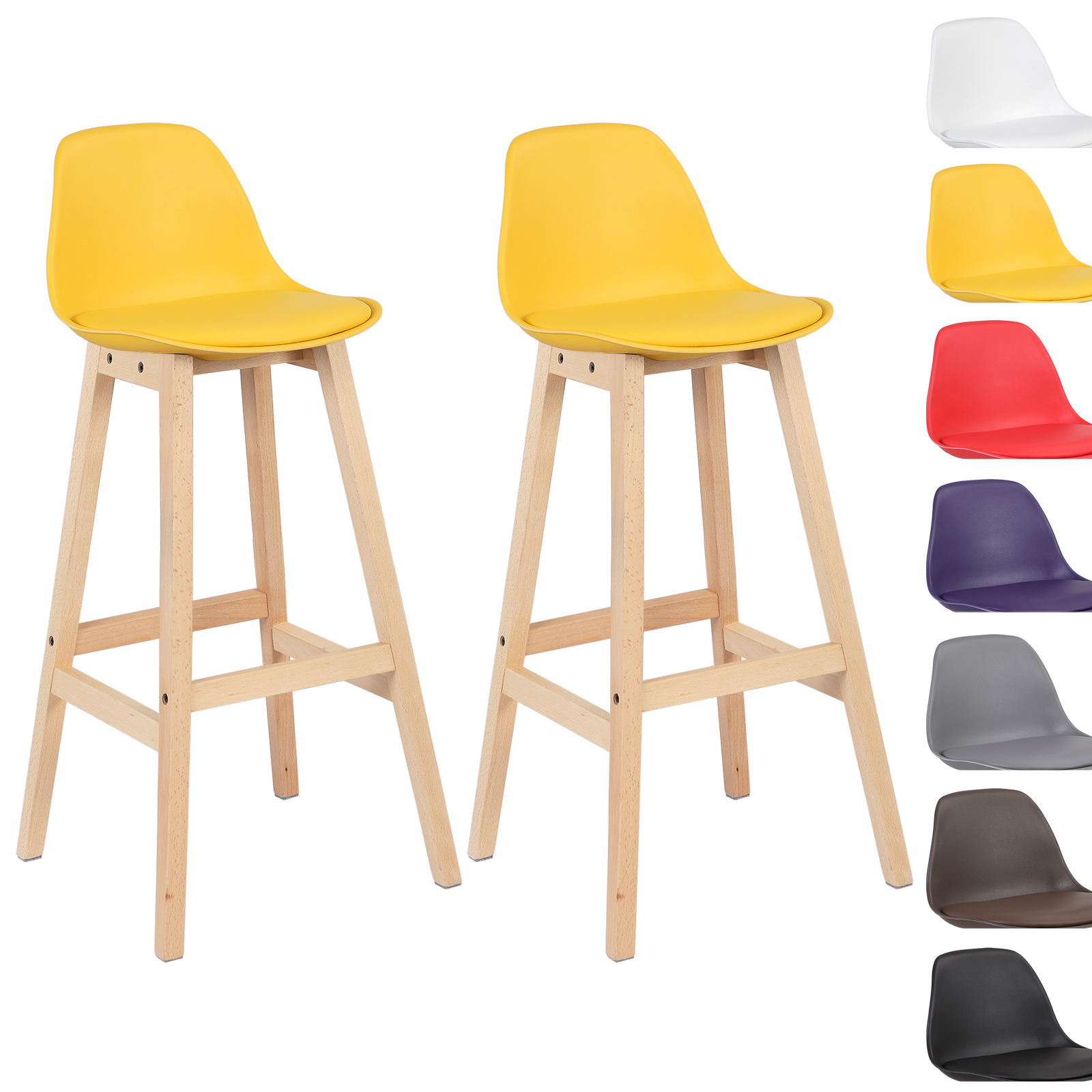 Amazing photo of Bar Stools Faux Leather Breakfast with Backs Luxury Wood Chairs  with #C69305 color and 1600x1600 pixels