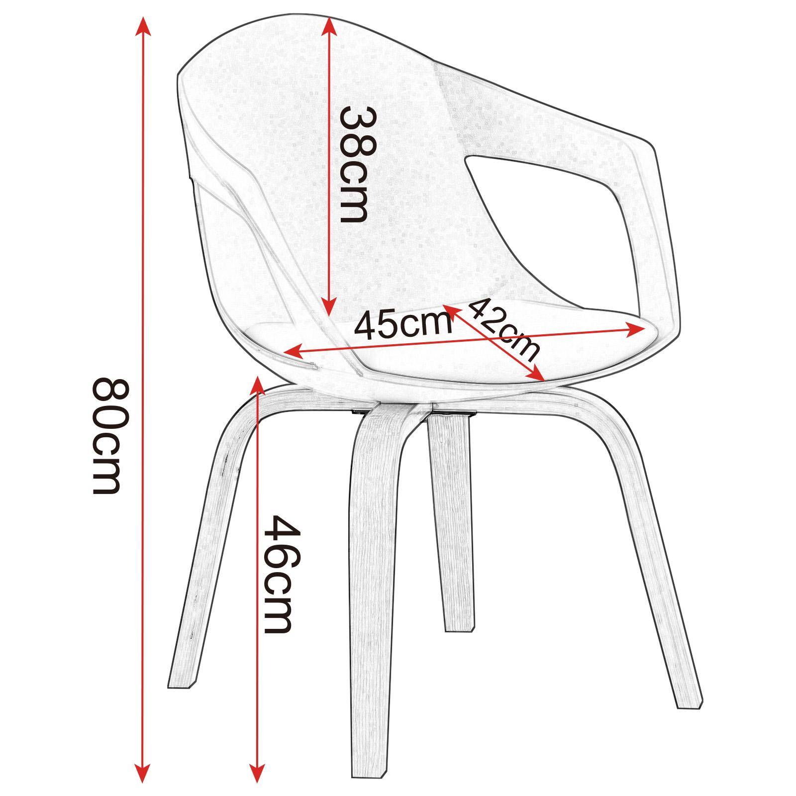 2er set esszimmerst hle essstuhl esszimmerstuhl mit lehne holz kunstleder 617 ebay. Black Bedroom Furniture Sets. Home Design Ideas