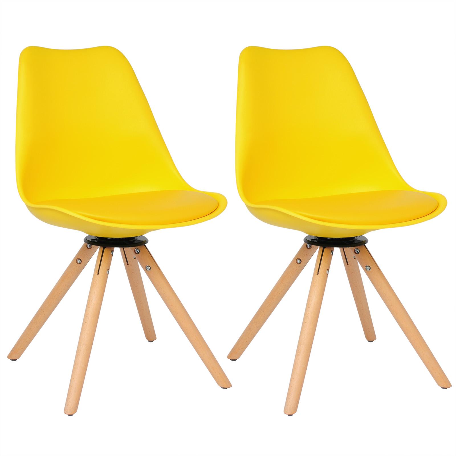 Perfekt 2 X Esszimmerstuehle Esszimmerstuhl Holz Design Stuhl Kuechenstuhl