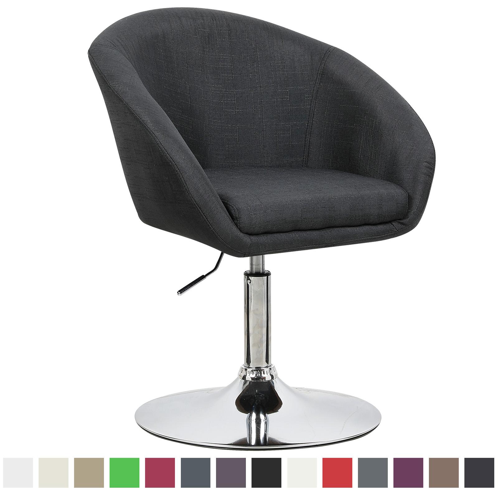 Barsessel Barhocker Clubsessel drehbar Loungesessel Stuhl höhenverstellbar e158