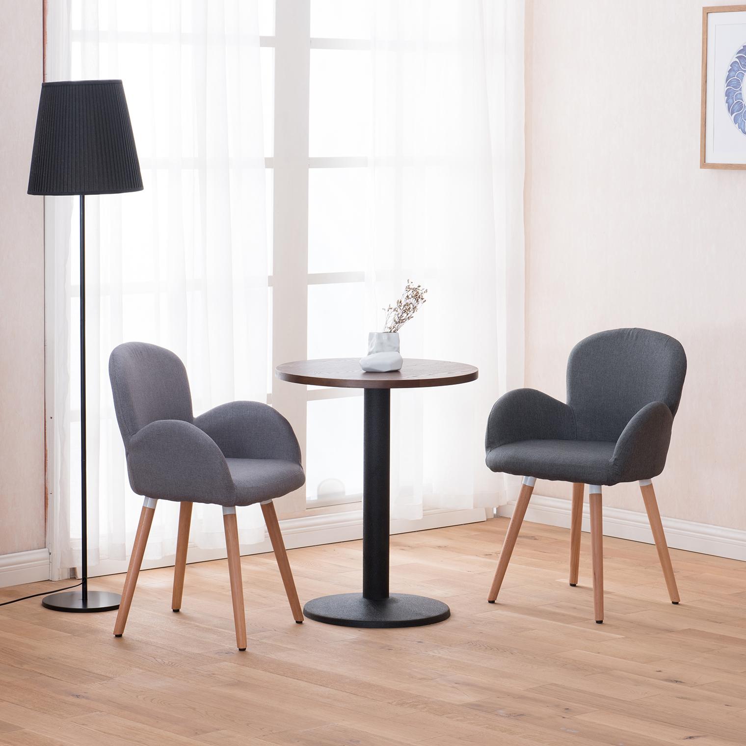 esszimmerst hle k chenstuhl wohnzimmerstuhl mit armlehne. Black Bedroom Furniture Sets. Home Design Ideas