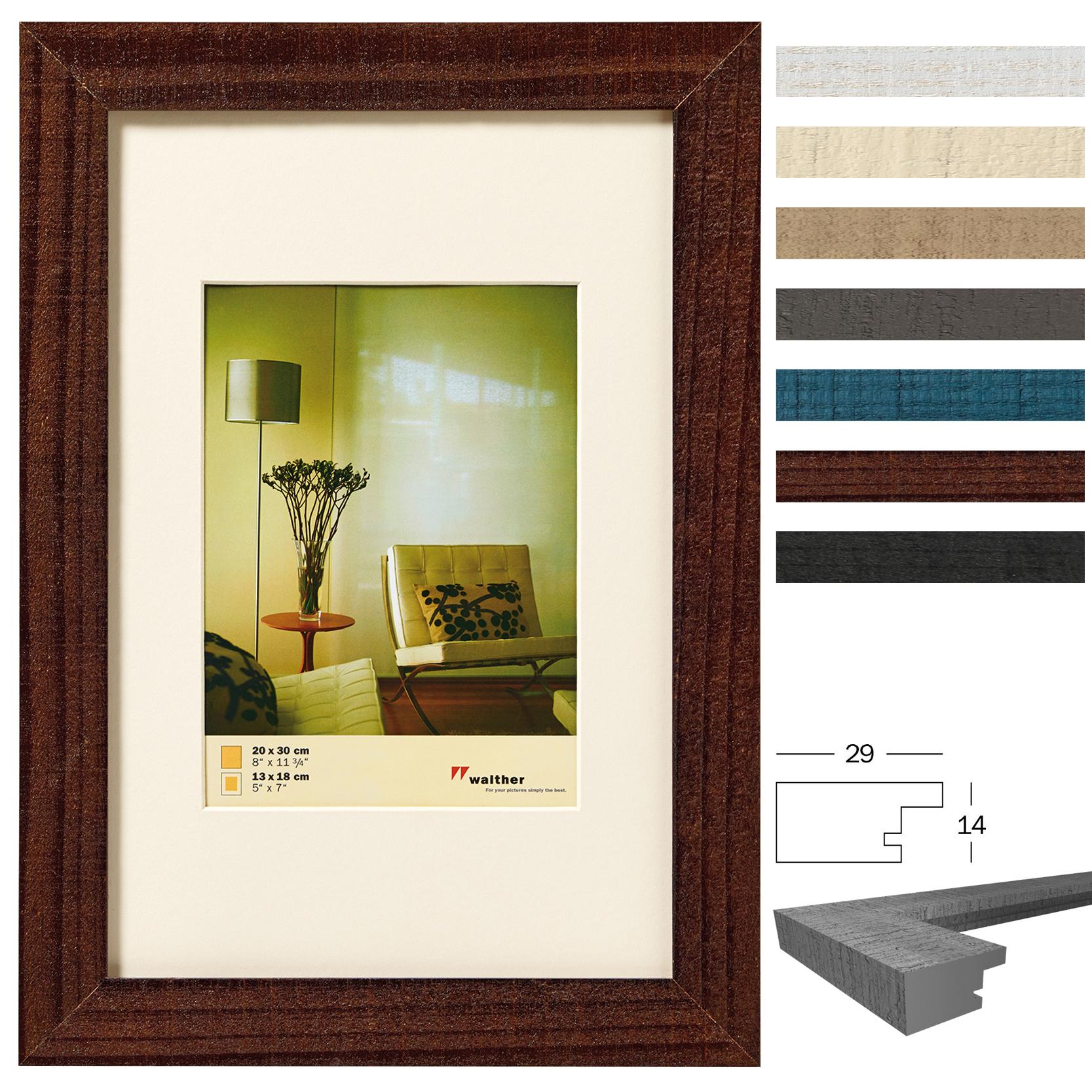 bilderrahmen fotogalerie bildergalerie collage galerie foto antik home holz 318 ebay. Black Bedroom Furniture Sets. Home Design Ideas