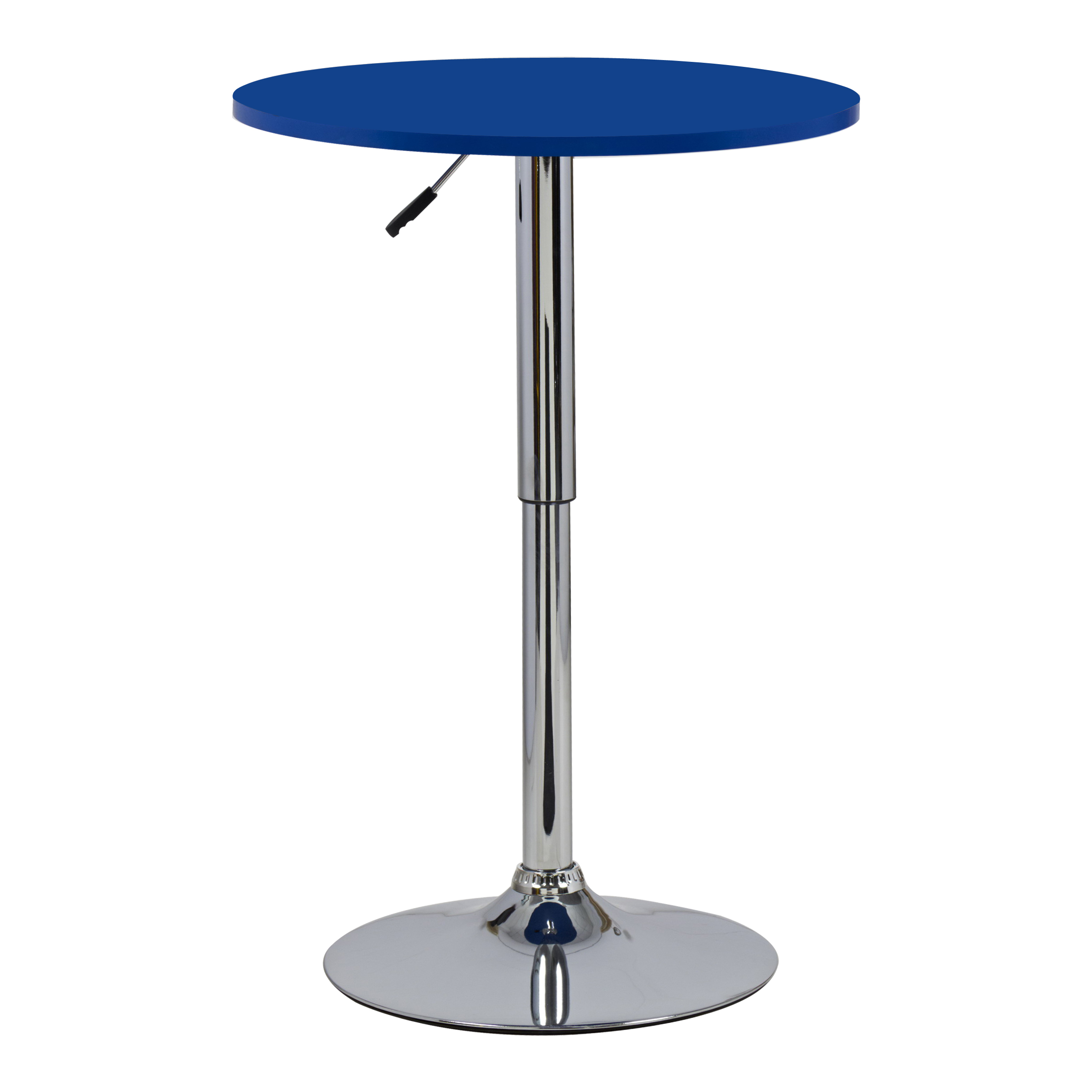 Bar Table Bistro Table Round Mdf Kitchen Dining Adjustable