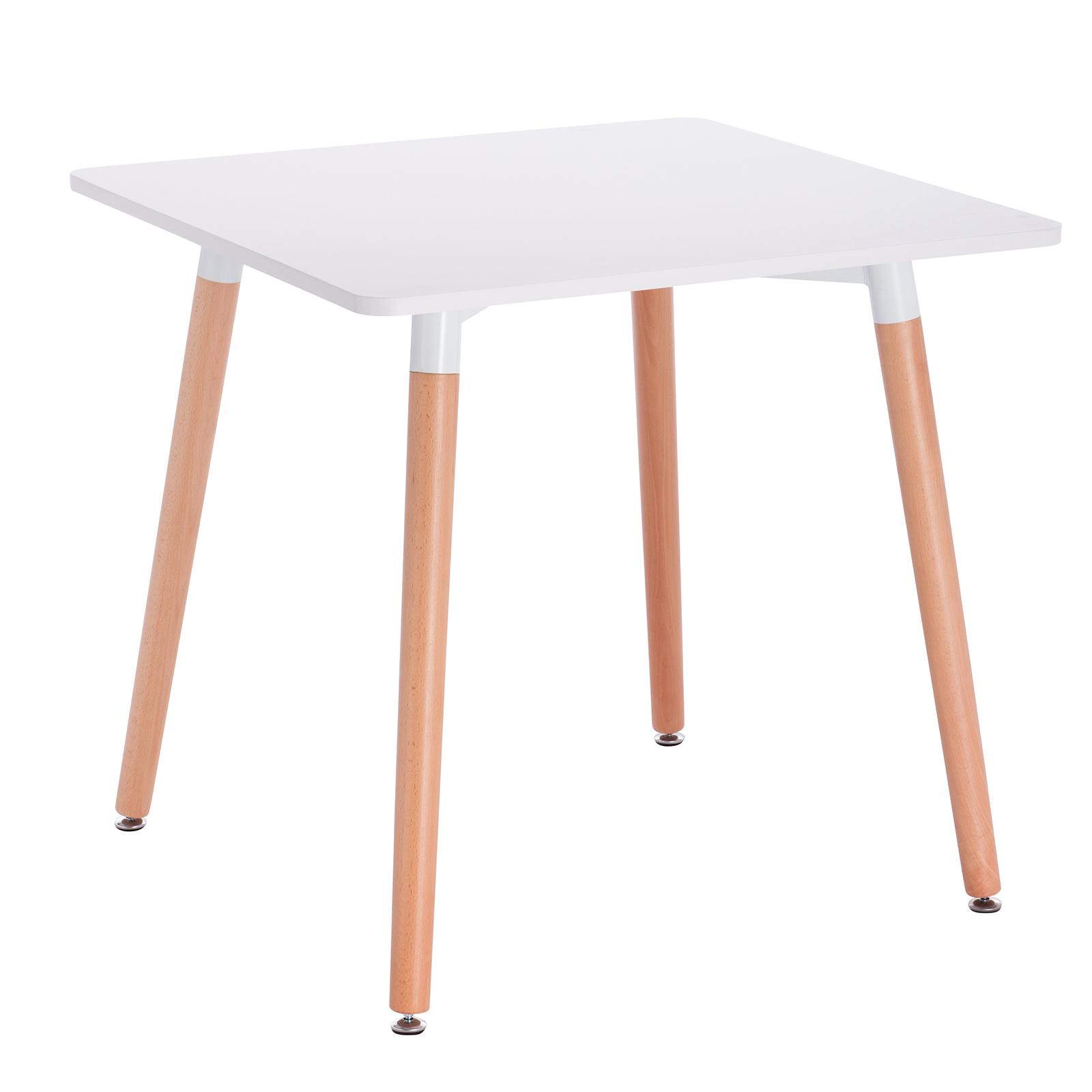 1x Tisch Bartisch Esstisch Küchentisch Arbeitstisch MDF