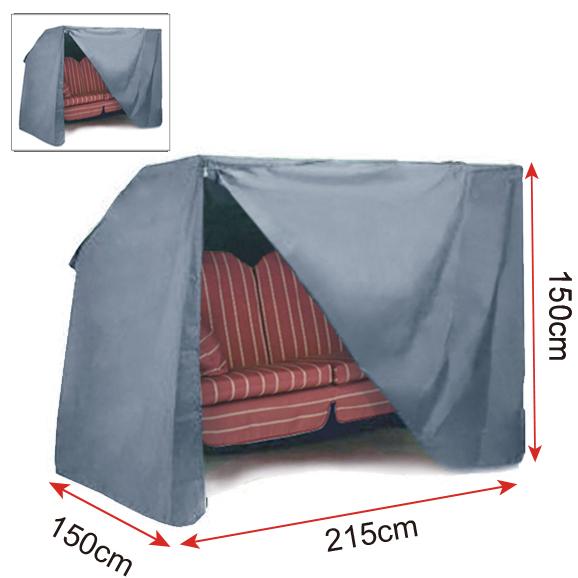 schutzh lle schutzplane abdeckhaube f r gartenm bel sitzgruppe strandkorb 350 a ebay. Black Bedroom Furniture Sets. Home Design Ideas