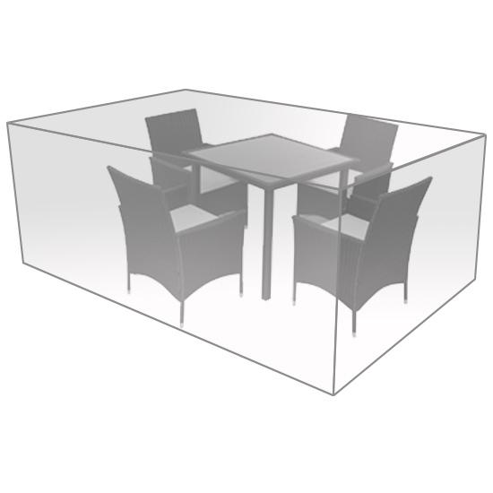 gartenschutzh lle abdeckhaube sitzgruppe gartenm bel plane transparent gz1172tp ebay. Black Bedroom Furniture Sets. Home Design Ideas