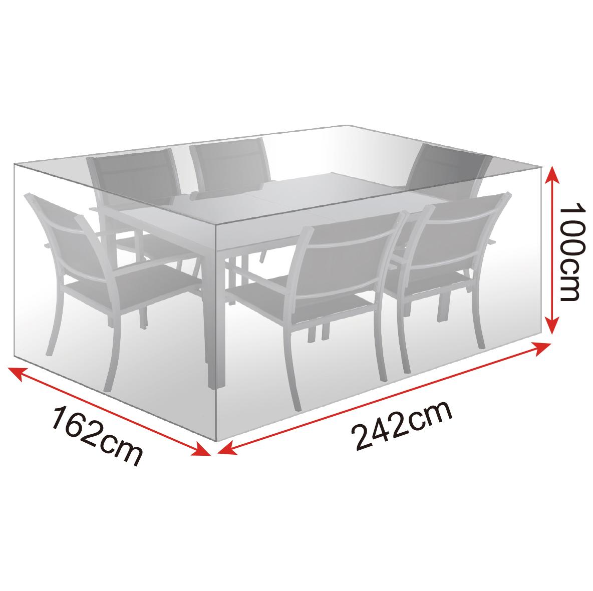 schutzh lle abdeckhaube f r sitzgruppe gartenm bel plane transparent gz1194tp ebay. Black Bedroom Furniture Sets. Home Design Ideas