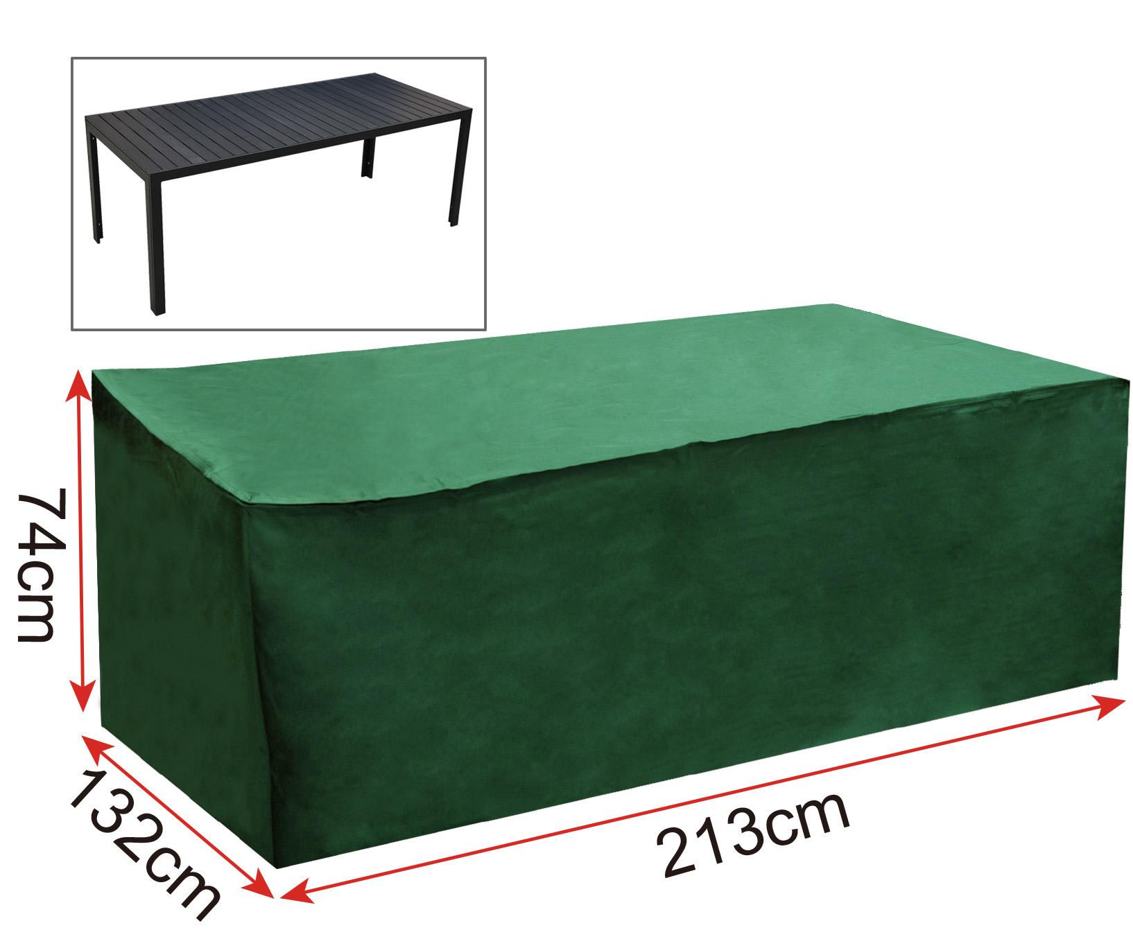 abdeckplane gartentisch rechteckig on74 hitoiro. Black Bedroom Furniture Sets. Home Design Ideas