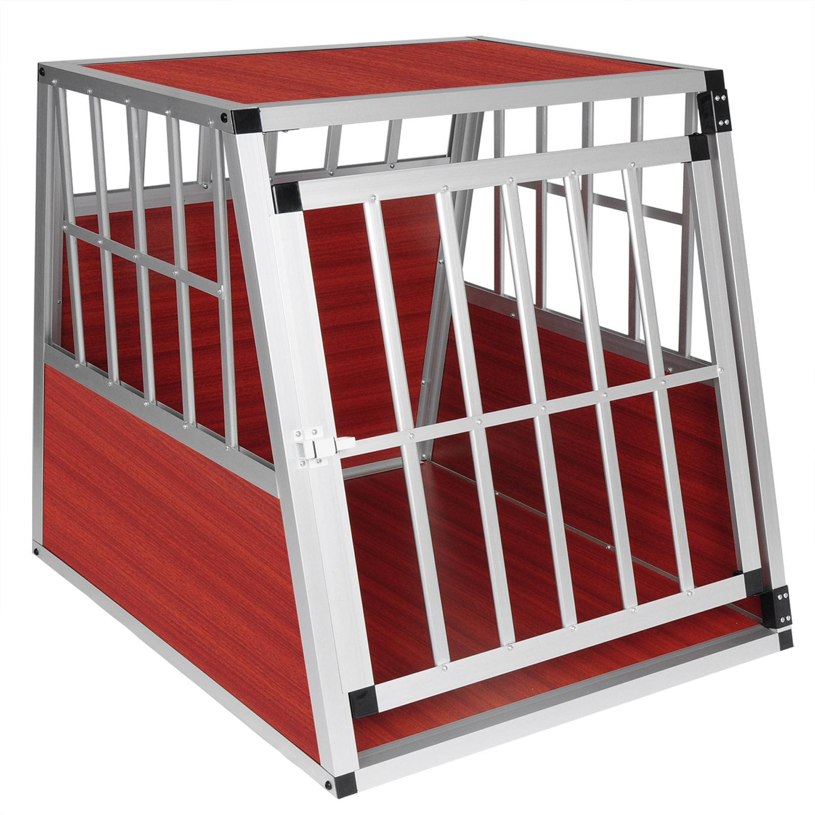 hundebox alu reisebox alubox transportbox autotransportbox. Black Bedroom Furniture Sets. Home Design Ideas