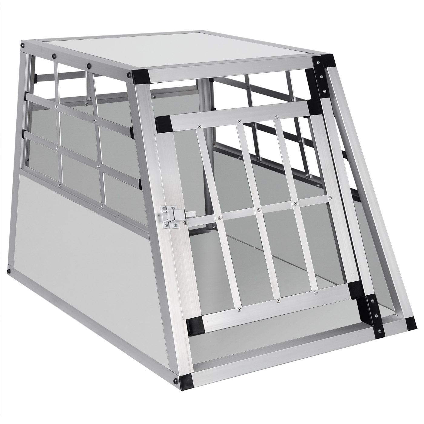 hundebox transportbox autotransportbox alu box hund. Black Bedroom Furniture Sets. Home Design Ideas