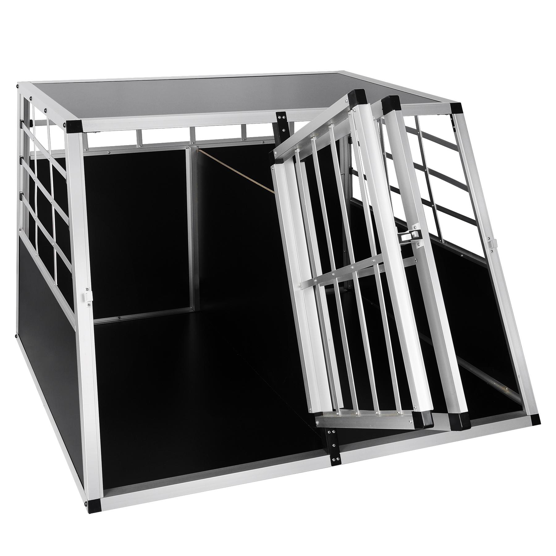 hundebox transportbox hundetransportbox aluminium. Black Bedroom Furniture Sets. Home Design Ideas