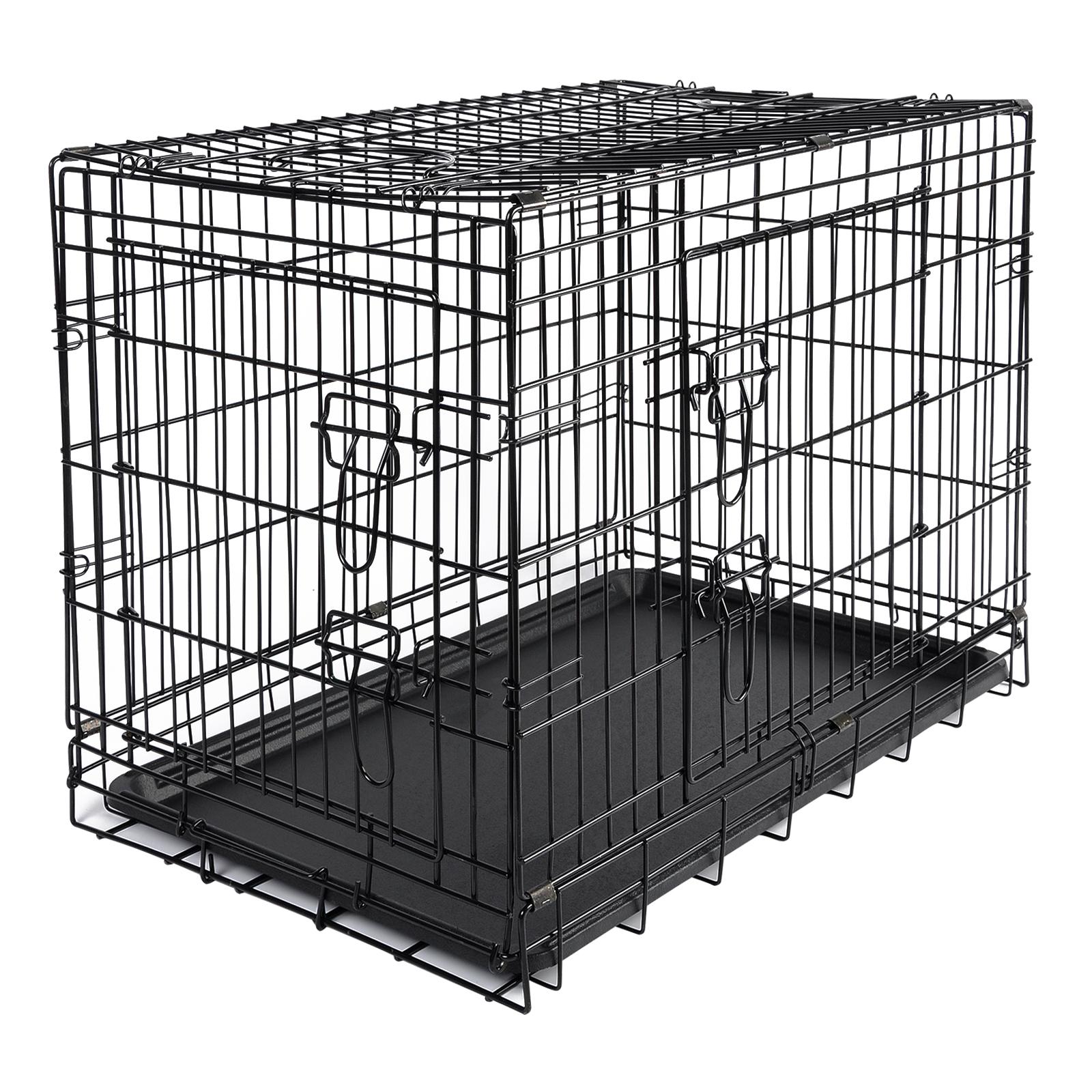 Cage-de-transport-pour-chien-boite-de-transport-exterieur-peut-pliant-f076