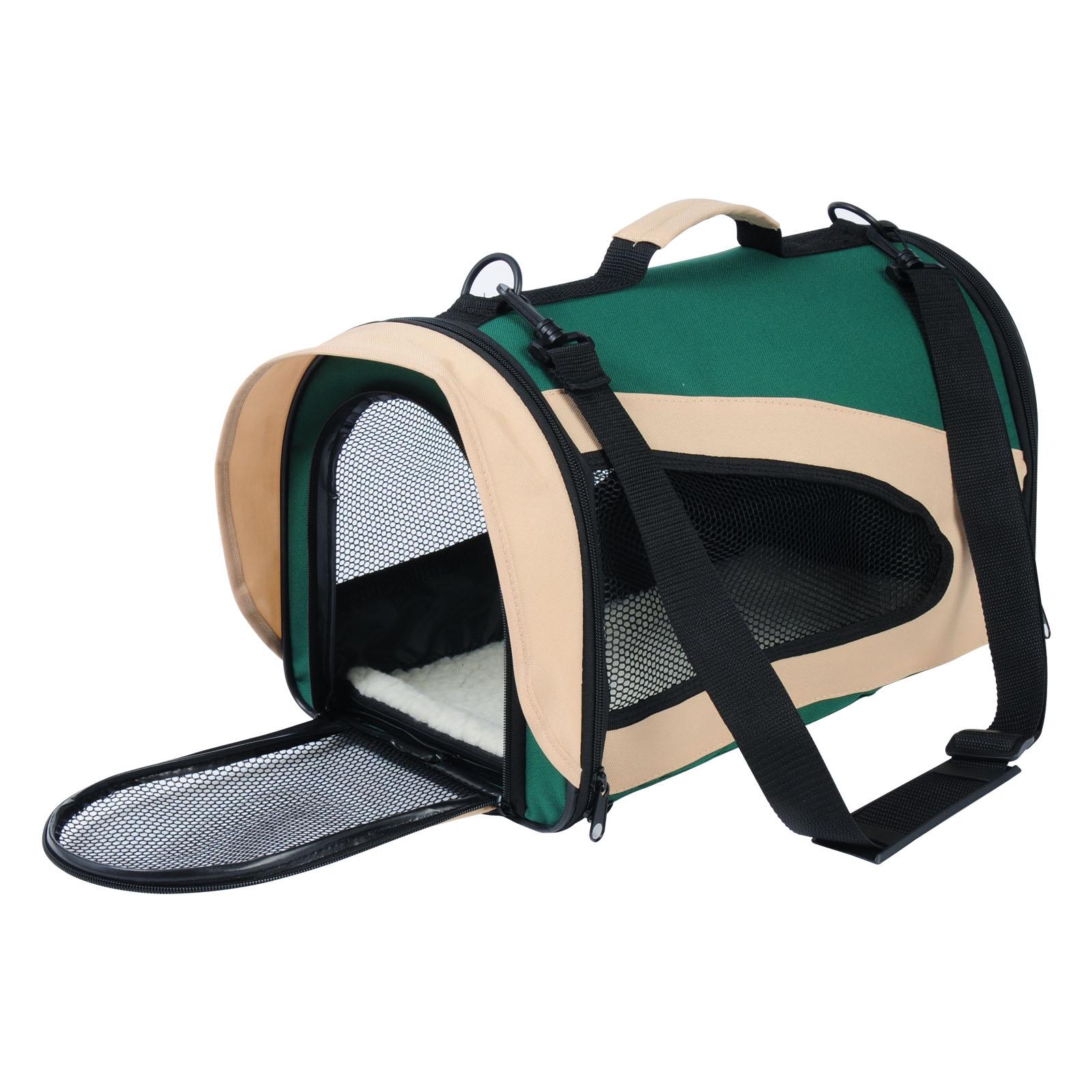 sac de transport pour chien caisse de transport pliable pour chien chat f217 ebay. Black Bedroom Furniture Sets. Home Design Ideas