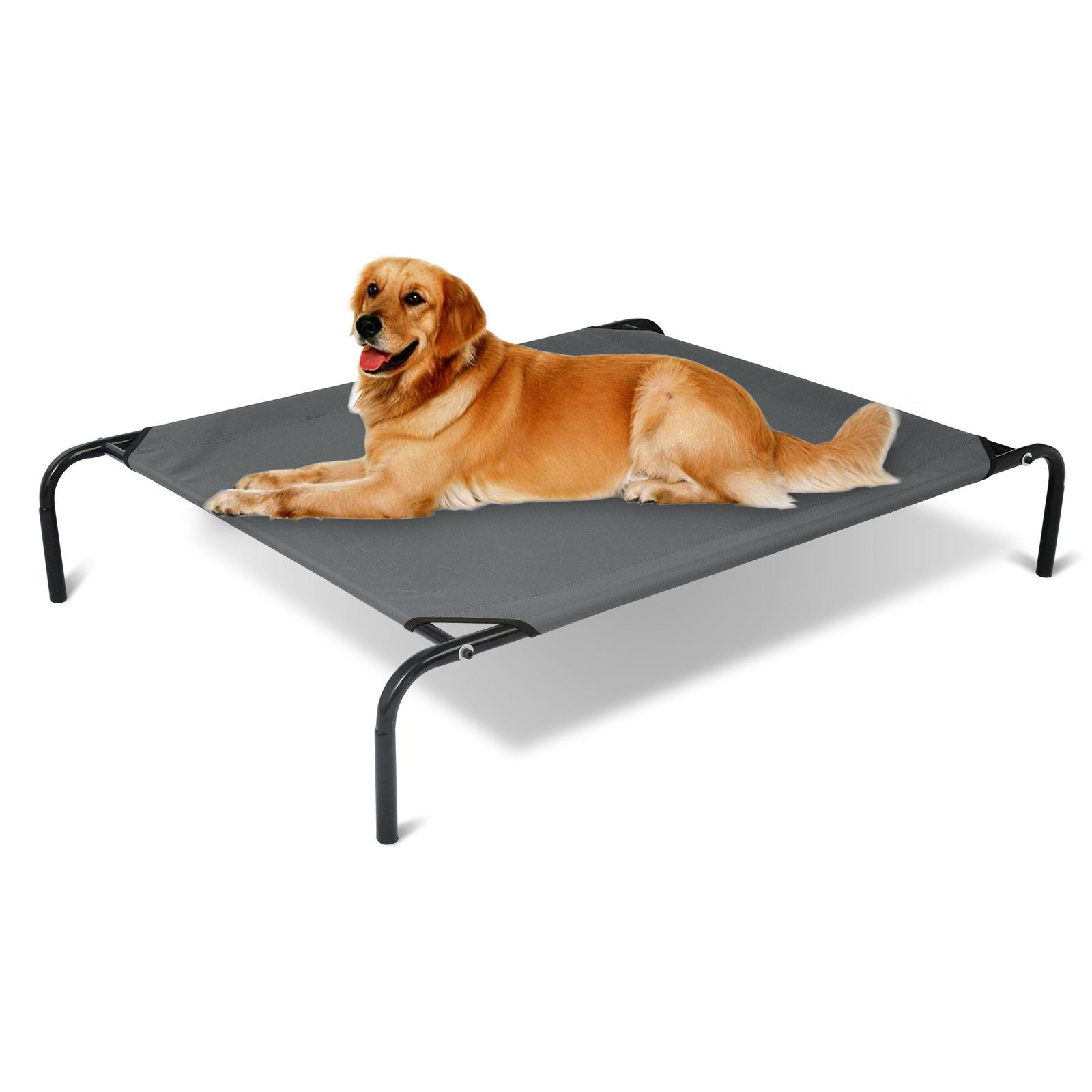 lit sur lev pour chien chat de lit lit d 39 animal domestique chien couchage f222 ebay. Black Bedroom Furniture Sets. Home Design Ideas