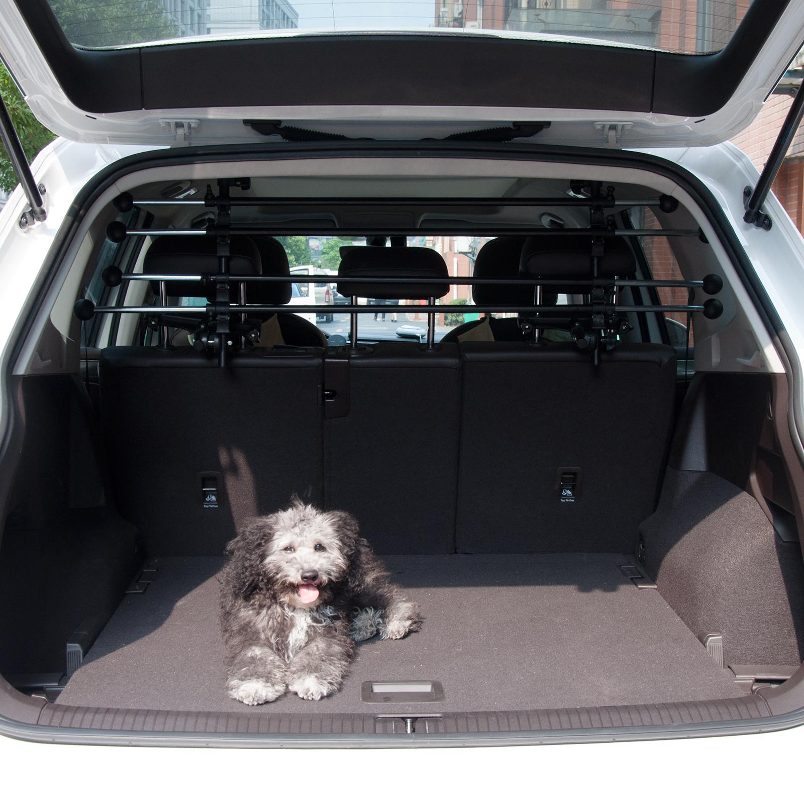 hundegitter auto trenngitter gep ckgitter schutzgitter. Black Bedroom Furniture Sets. Home Design Ideas