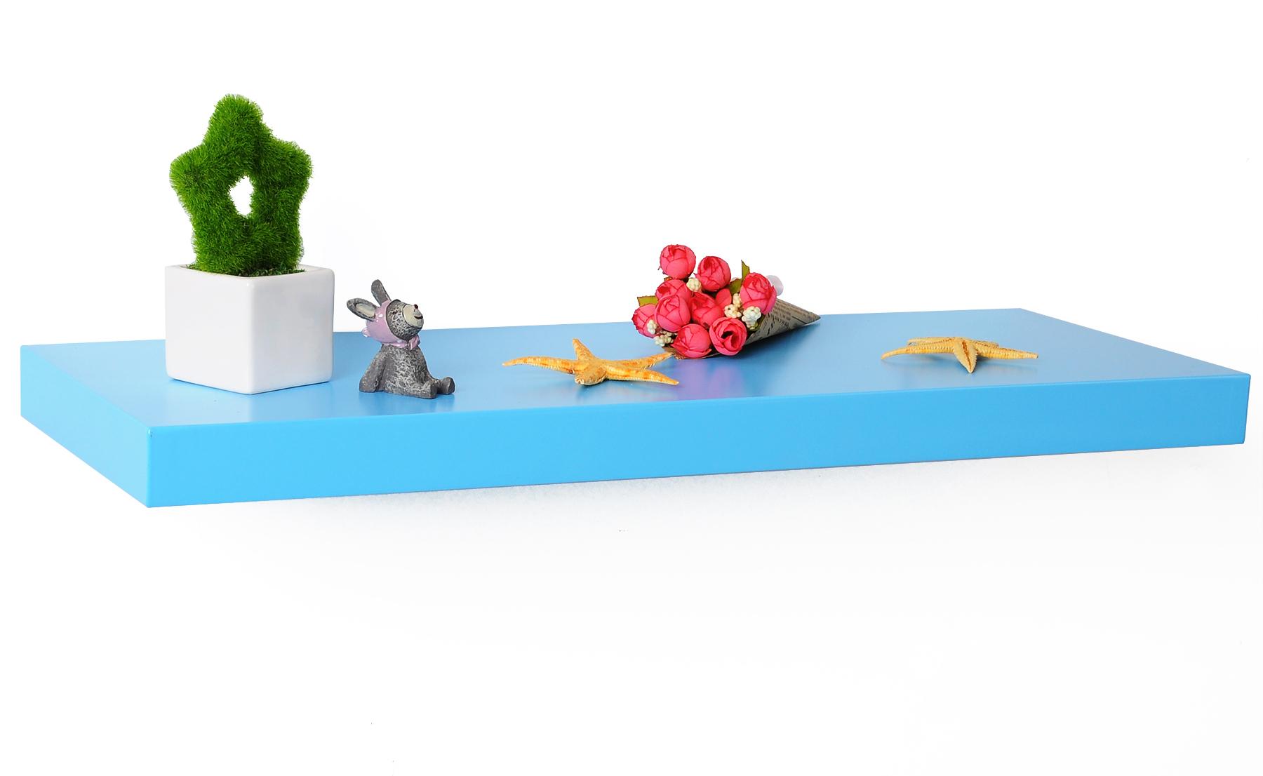 wandboard wandregal mdf holz b cherregal h ngeregal 100cm. Black Bedroom Furniture Sets. Home Design Ideas