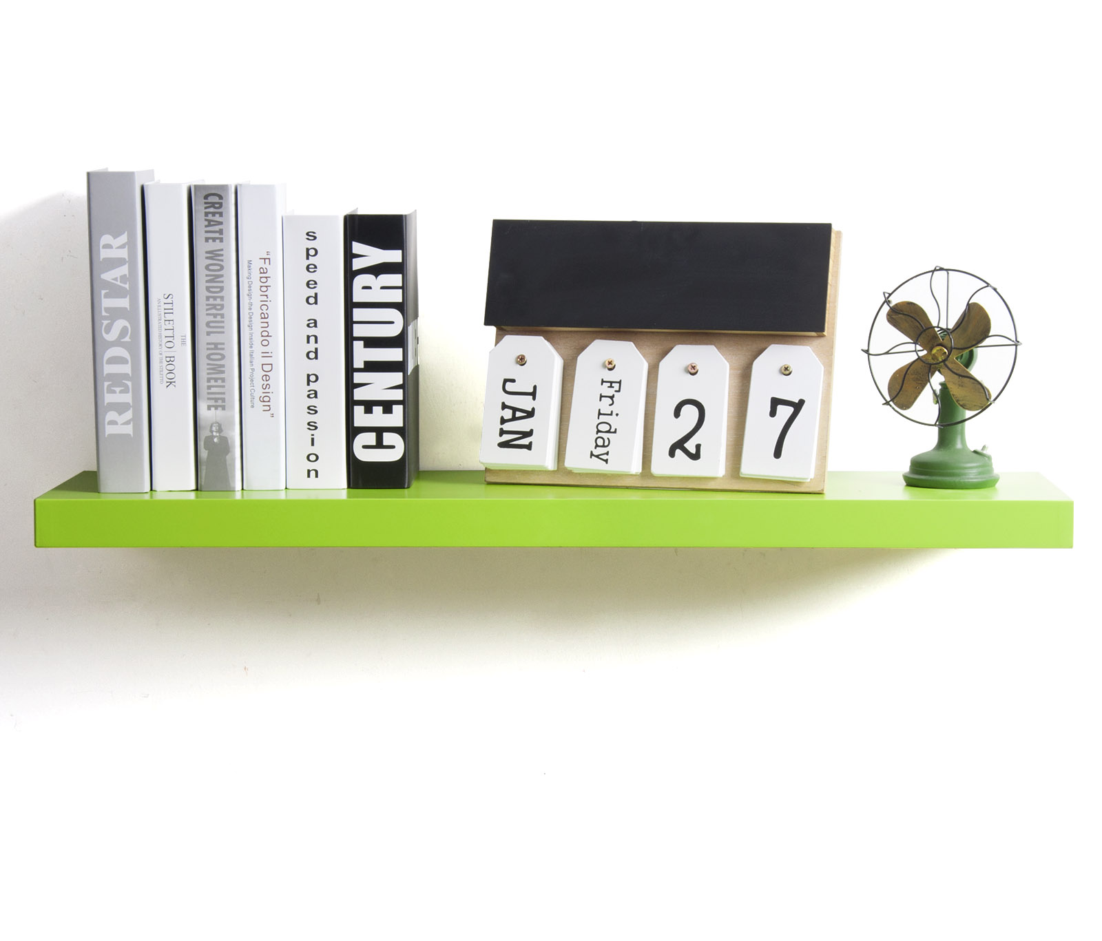 Wandregal Wandboard Bücherregal Board Regal in vielen Farben und ...