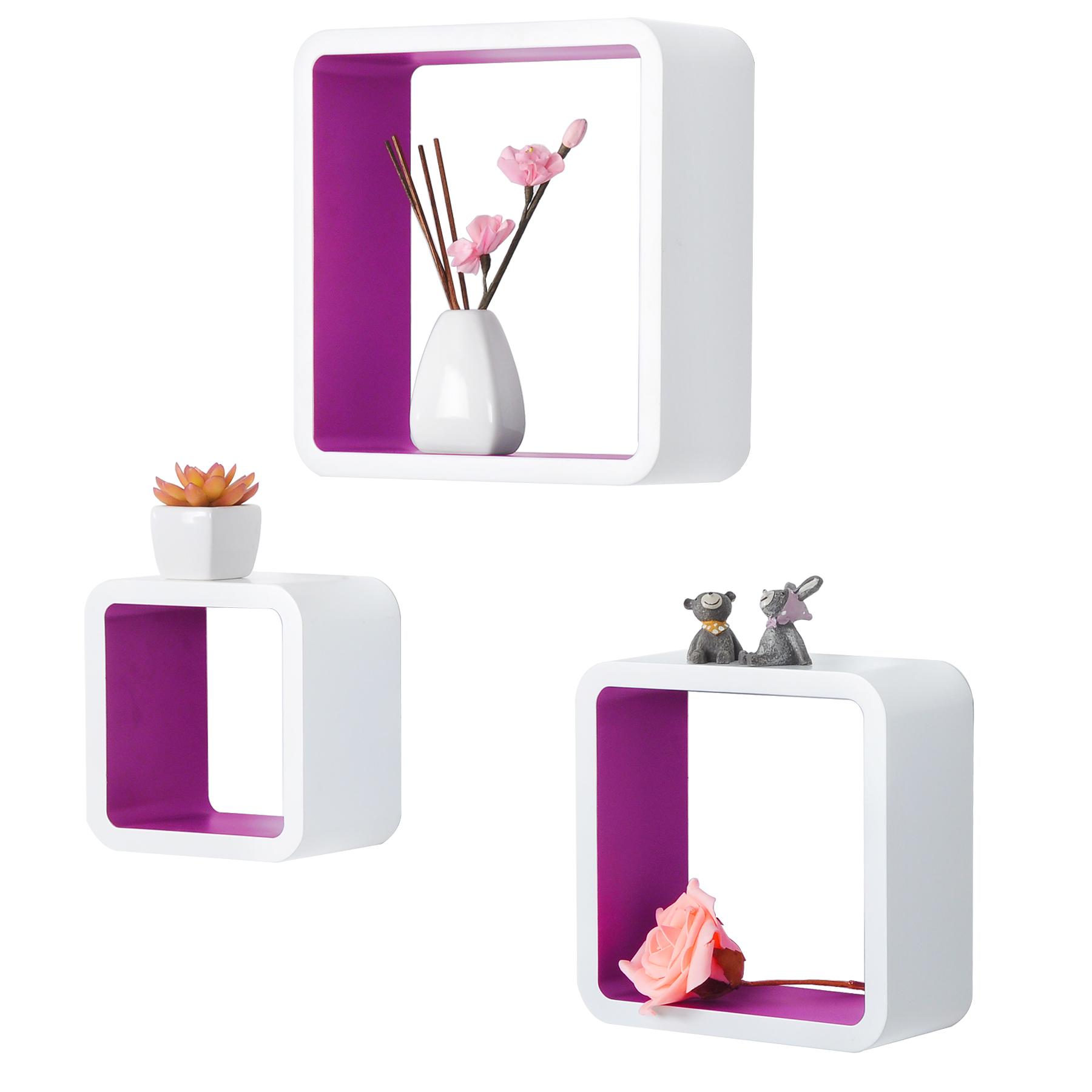 wandregal b cherregal h ngeregal cd regal cube dekoregal. Black Bedroom Furniture Sets. Home Design Ideas