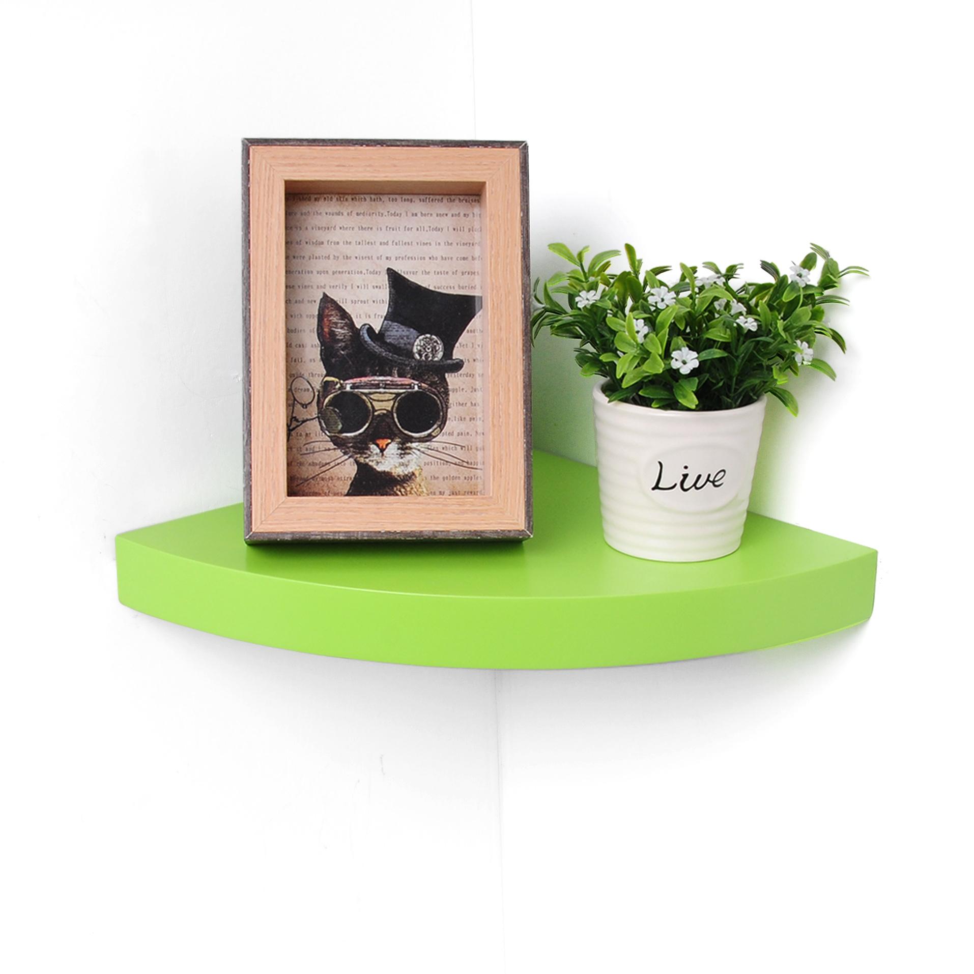eckregal wandregal h ngeregal freischwebend holz regal farbwahl w rfel 373 a ebay. Black Bedroom Furniture Sets. Home Design Ideas