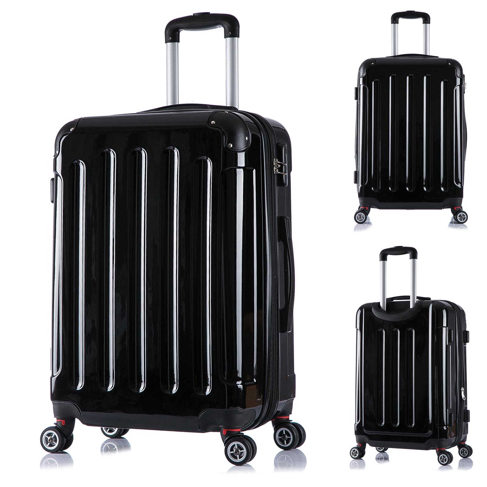 reisekoffer trolley hartschalenkoffer reise koffer 4