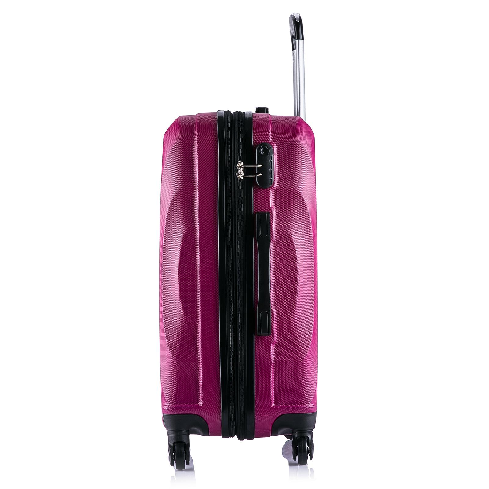 koffer trolley reisekoffer hartschalenkoffer handgep ck l. Black Bedroom Furniture Sets. Home Design Ideas