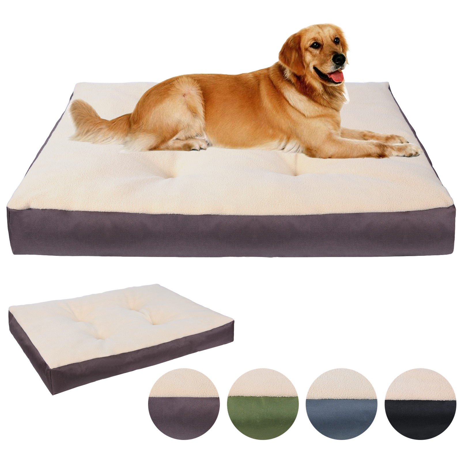 Dog Pet Warm Basket Bed Extra Large Warm Soft Comfy Cat Sofa Puppy Bed U078 Ebay