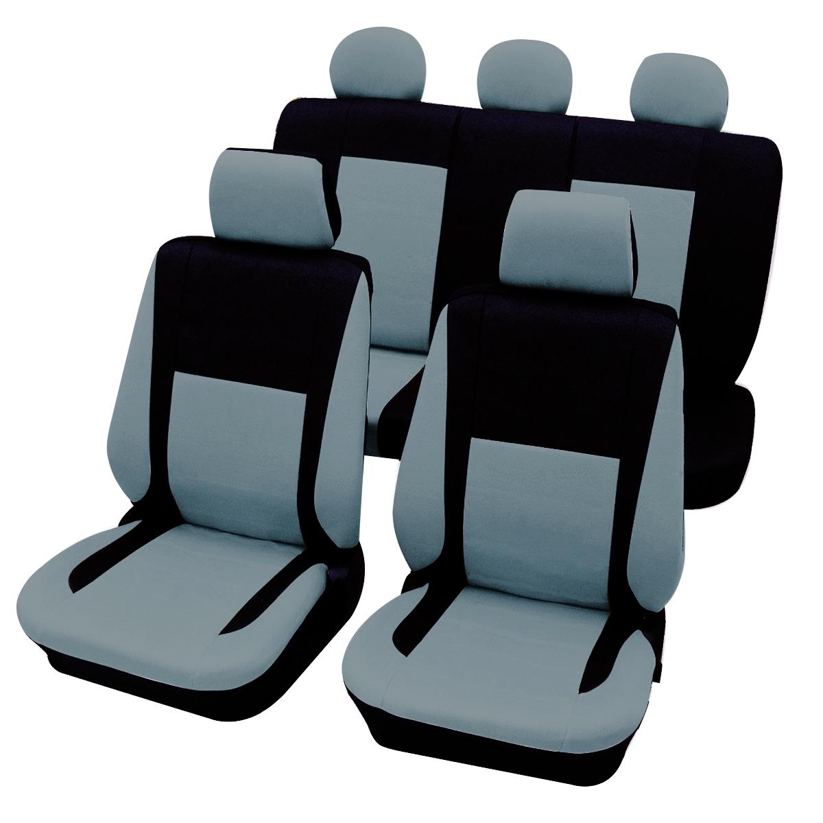 sitzbez ge auto schonbez ge sitzbezug schonbezug universal schoner farbwahl 282 ebay. Black Bedroom Furniture Sets. Home Design Ideas