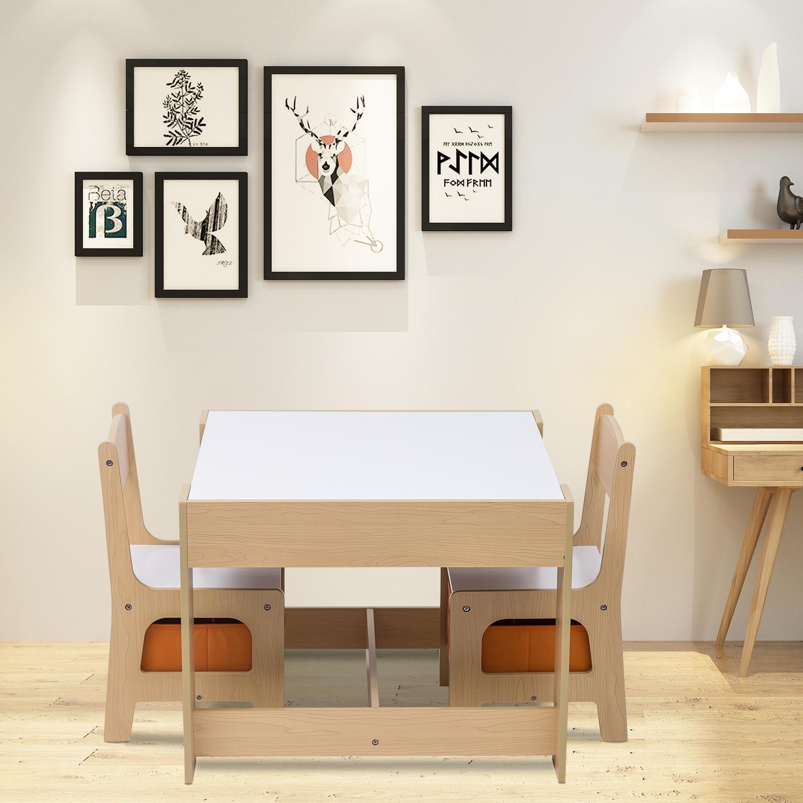 Kindersitzgruppe Kindertisch Mit 2 Stuhl Mit