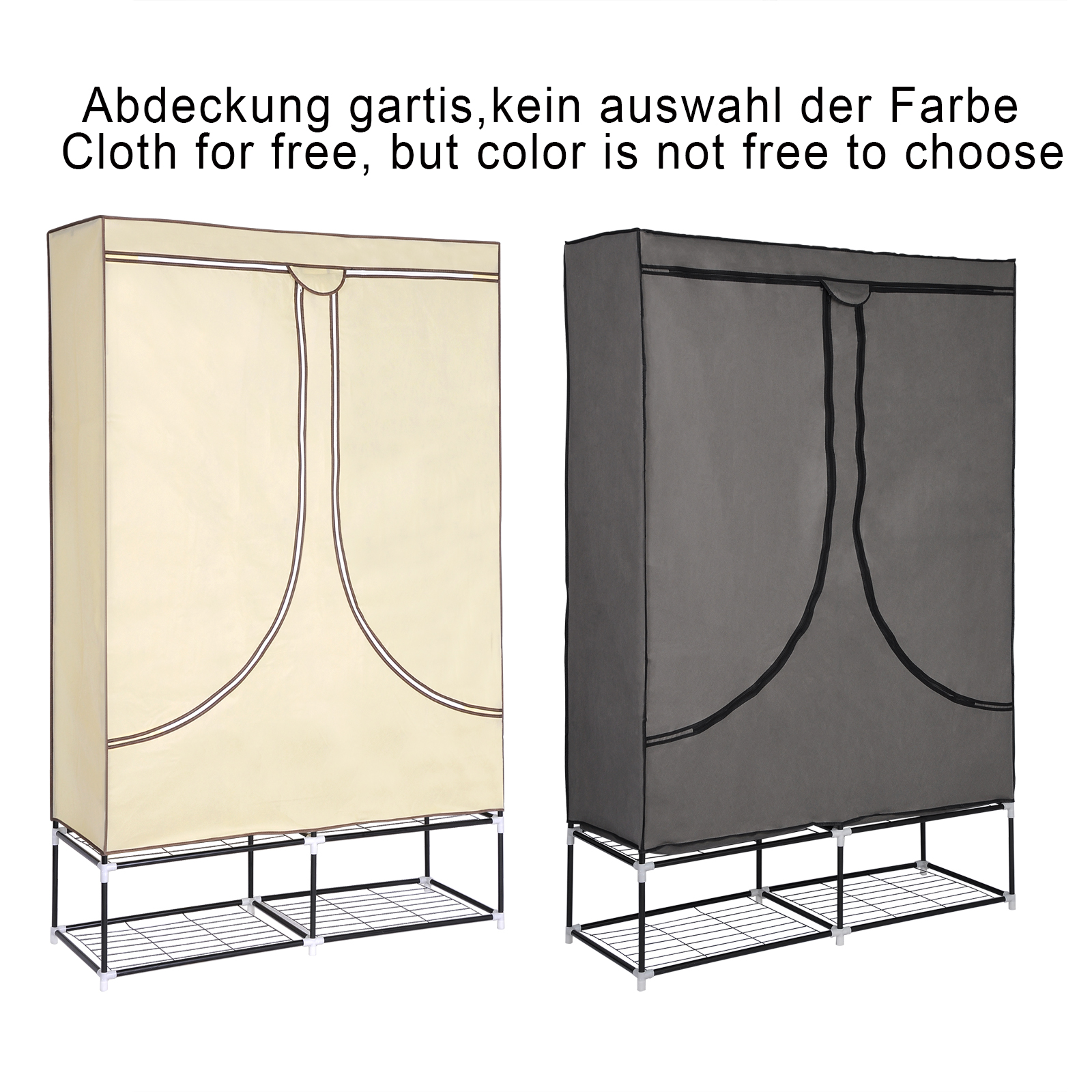 kleiderst nder kleiderstange garderobenst nder ablage korb w schesammler sr0029 ebay. Black Bedroom Furniture Sets. Home Design Ideas