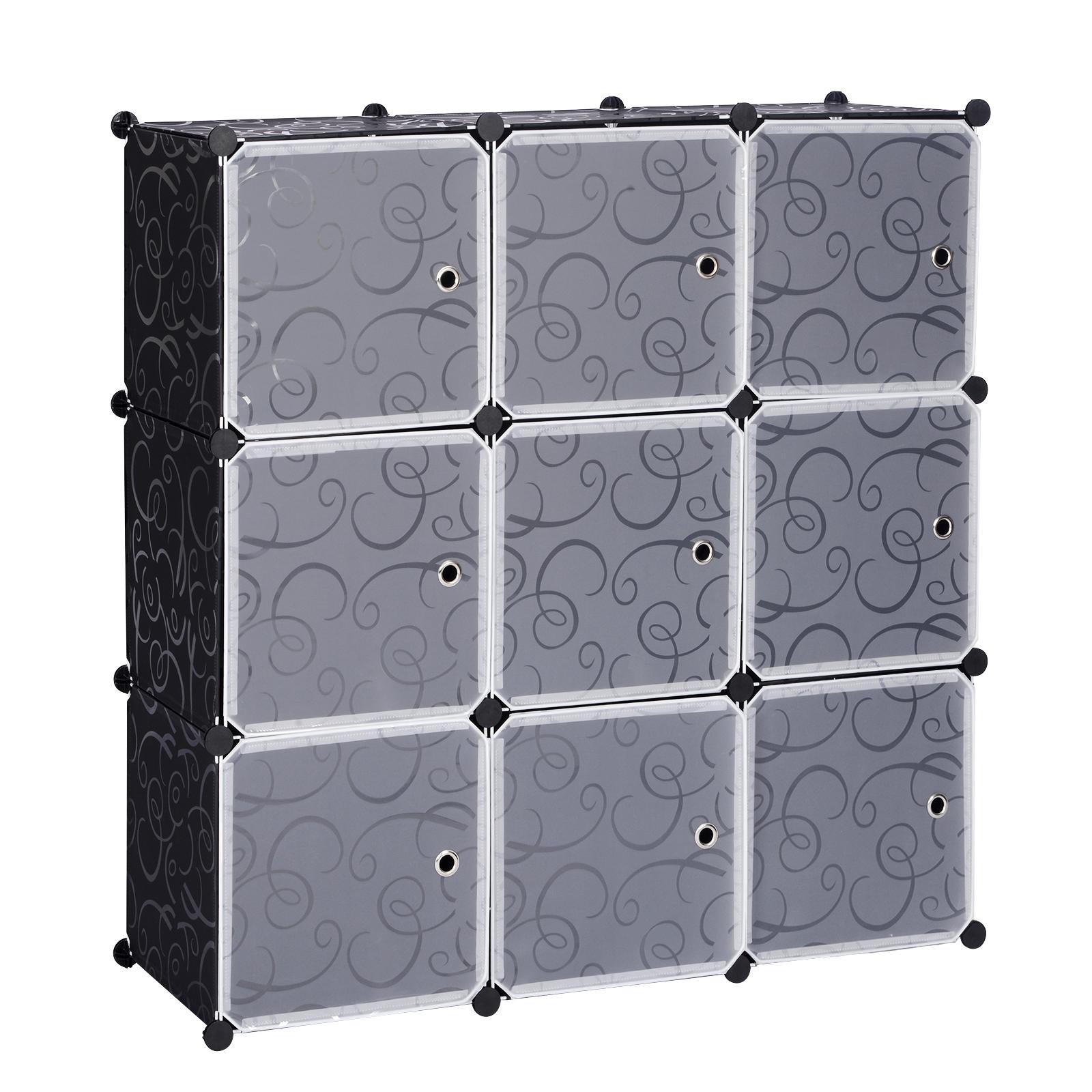 kleiderschrank regalsystem diy steckregal mit ohne t ren. Black Bedroom Furniture Sets. Home Design Ideas