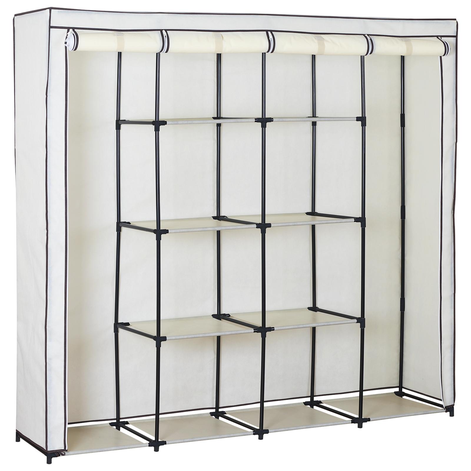 kleiderschrank garderobenschrank campingschrank. Black Bedroom Furniture Sets. Home Design Ideas